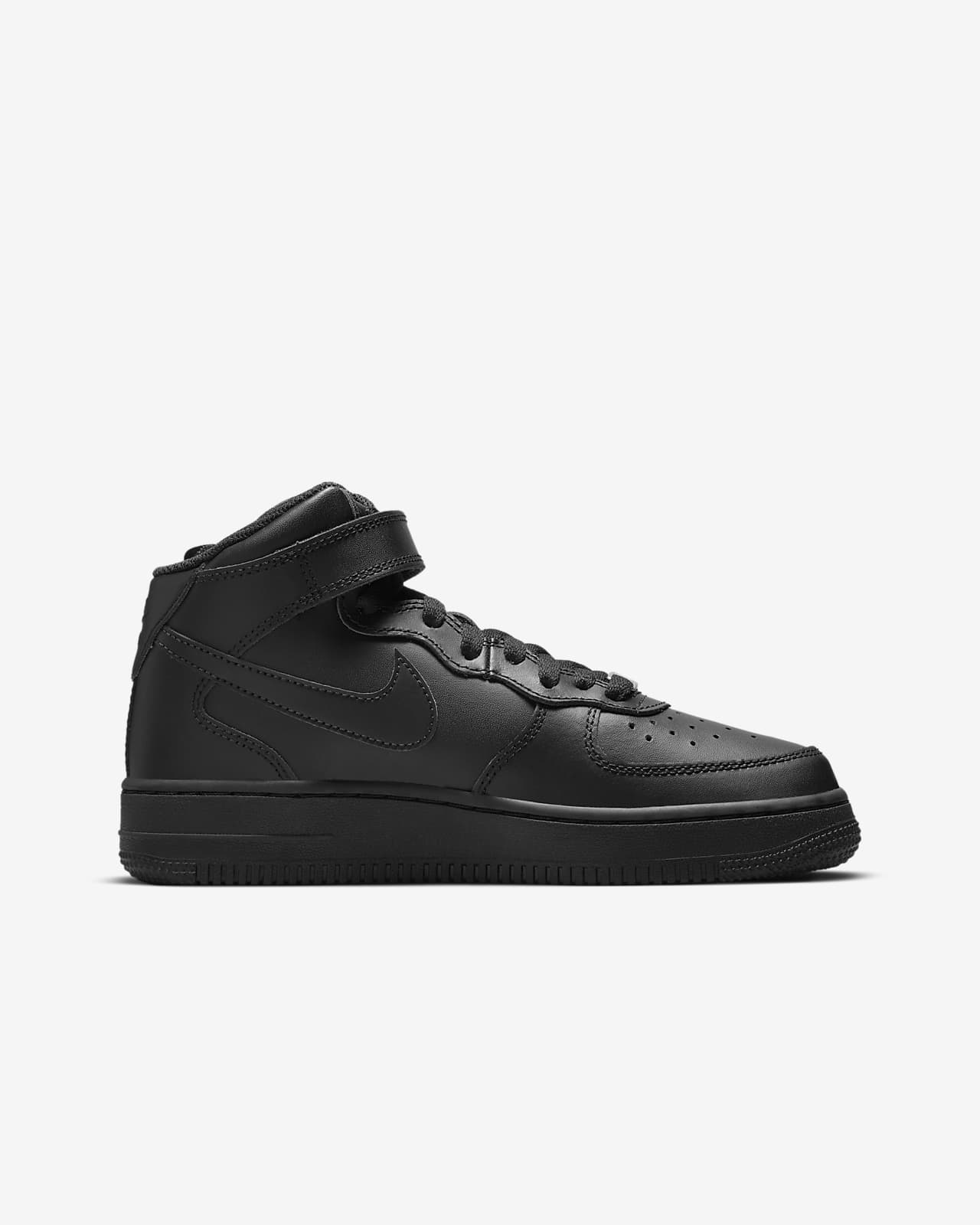 Nike Air Force 1 Mid LE Older Kids' Shoes