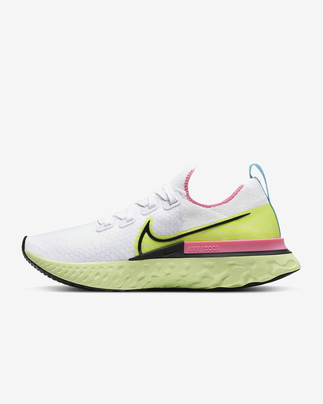 Nike React Infinity Run Flyknit Women's Running Shoes. Nike.com