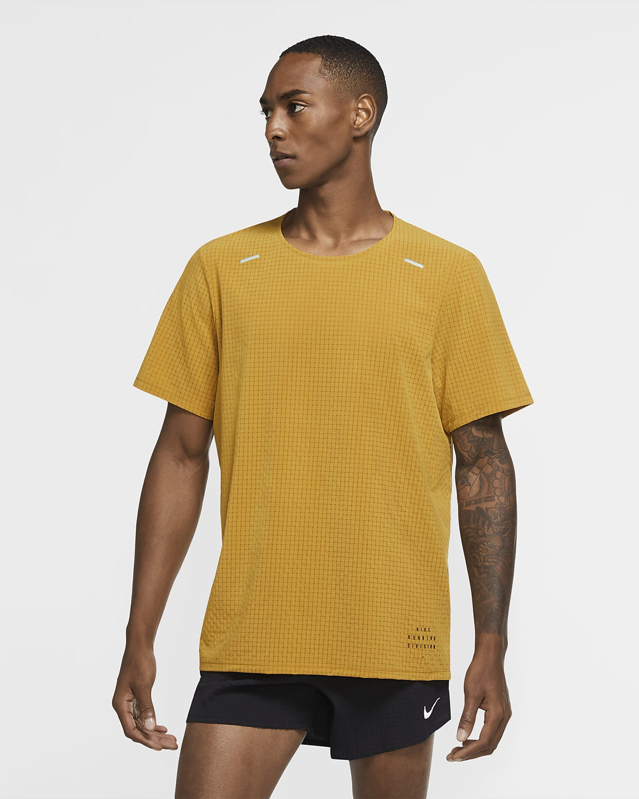 Nike Run Division Adapt Men's Short-Sleeve Running Top