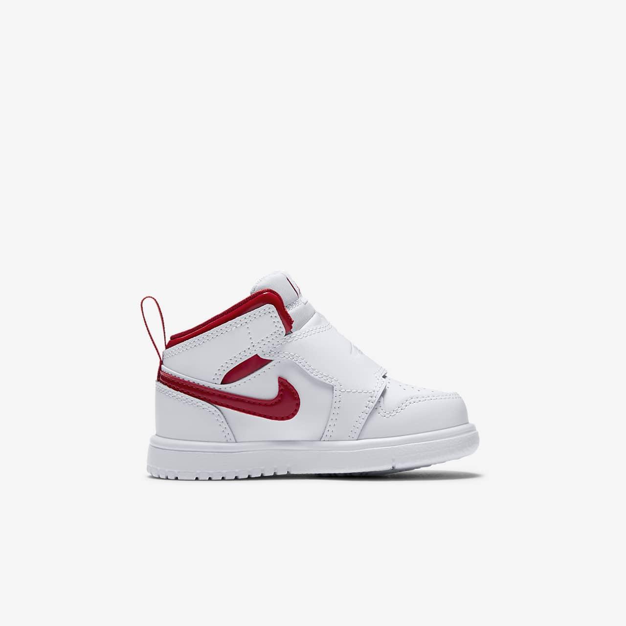 Sky Jordan 1 Baby and Toddler Shoe. Nike GB