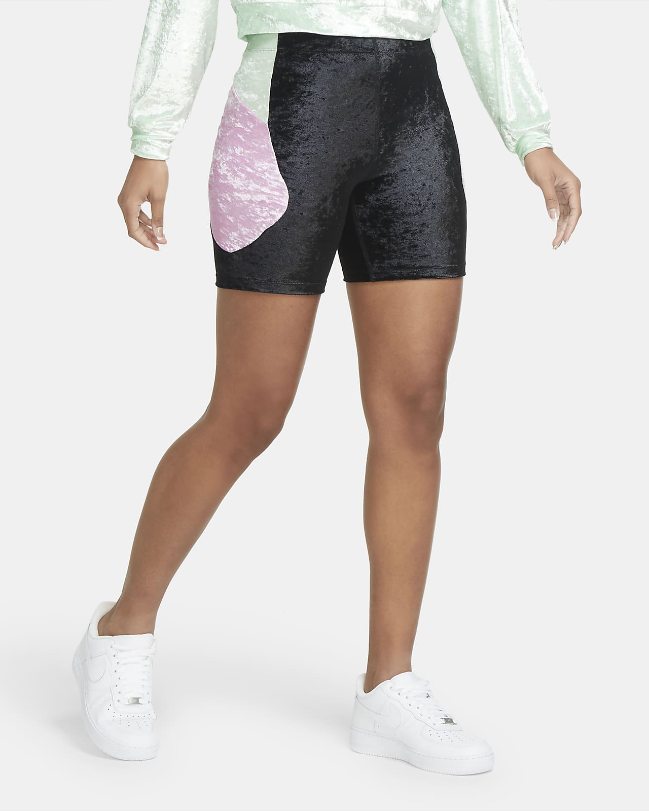 Nike Sportswear Women's Velvet Bike Shorts