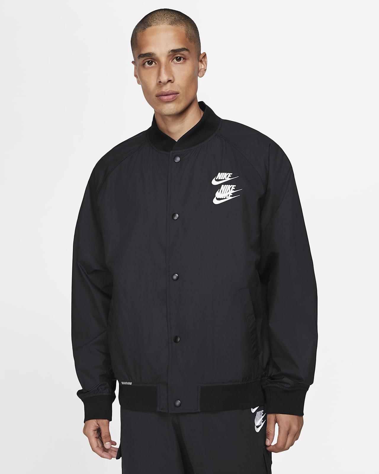 Nike Sportswear Varsity Herren-Webjacke