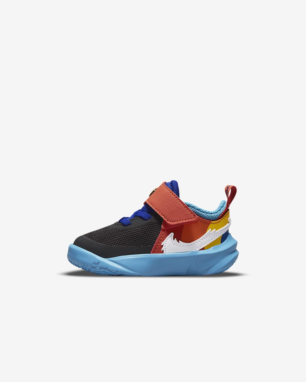 Nike Team Hustle D 10 SE x Space Jam: A New Legacy sko til sped-/småbarn