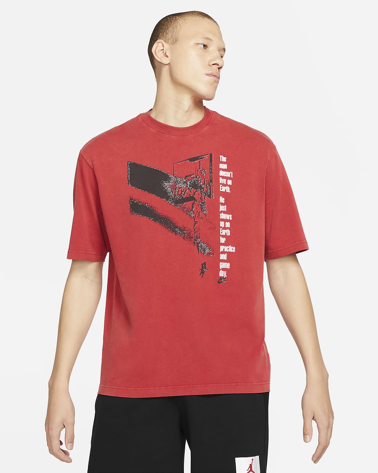 flight t shirt met korte mouwen en graphic voor