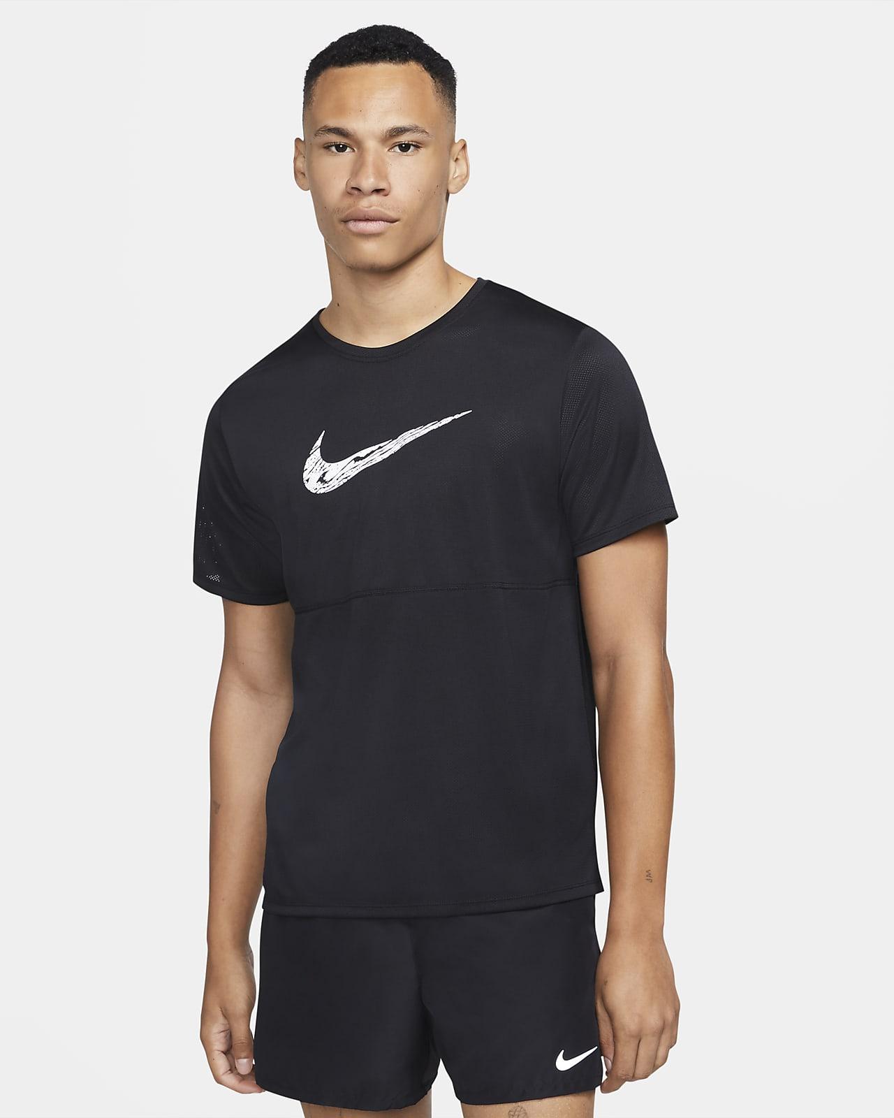 Nike Breathe Wild Run Men's Running Top