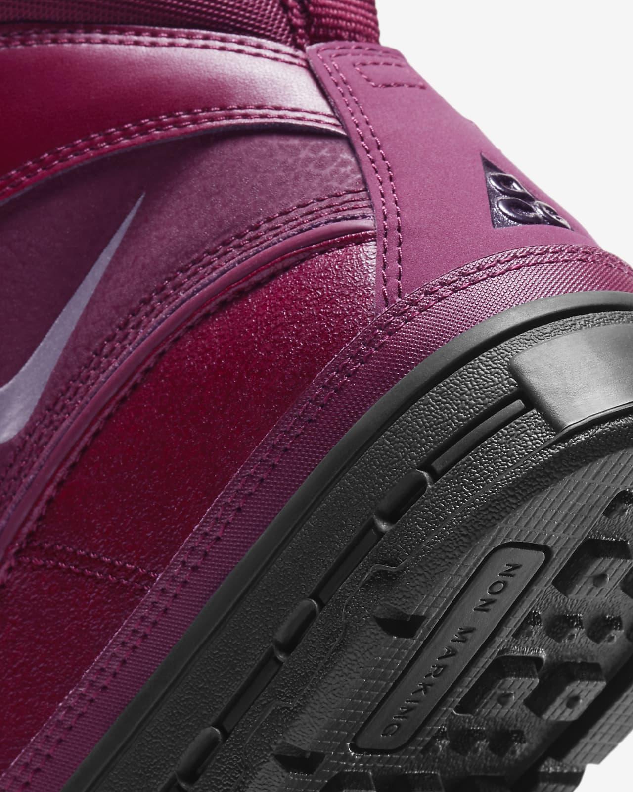 Estación de ferrocarril Soleado cruzar  Bota para niños talla grande Nike Woodside 2 High ACG. Nike.com