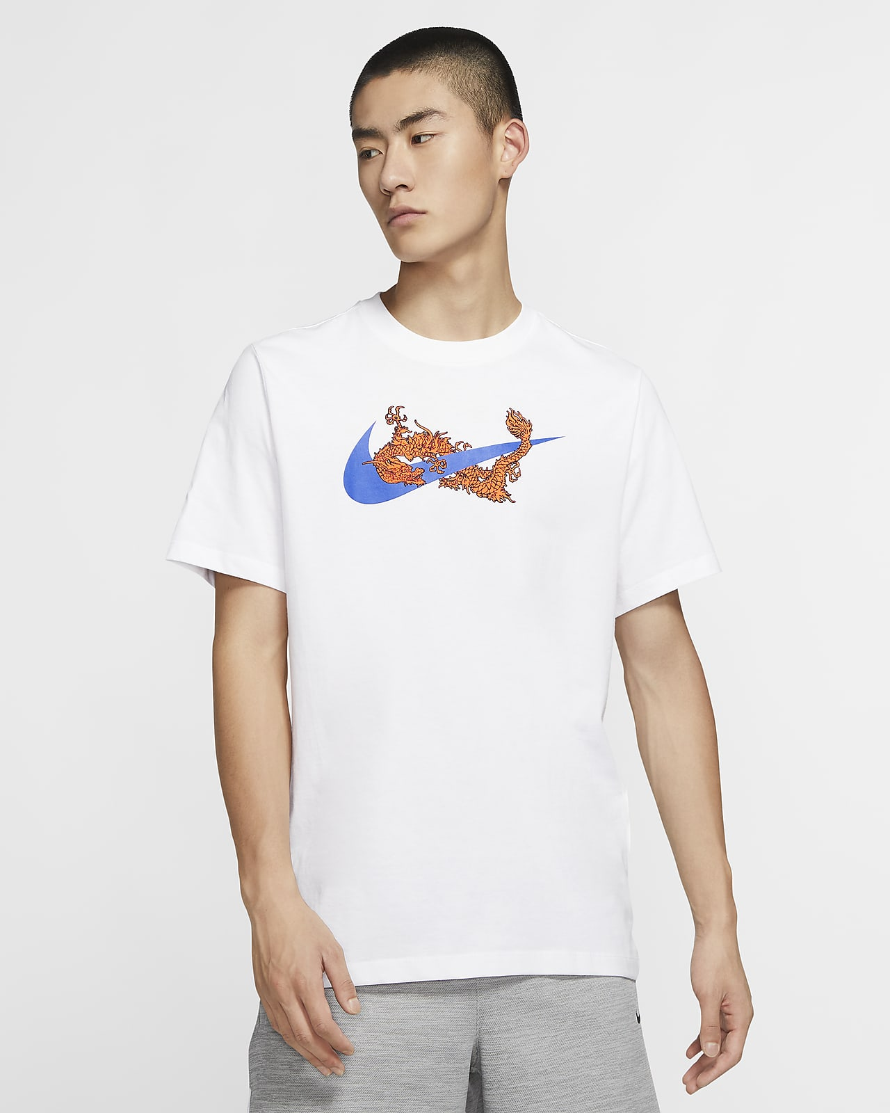 Tee-shirt de basketball Nike Exploration Series pour Homme