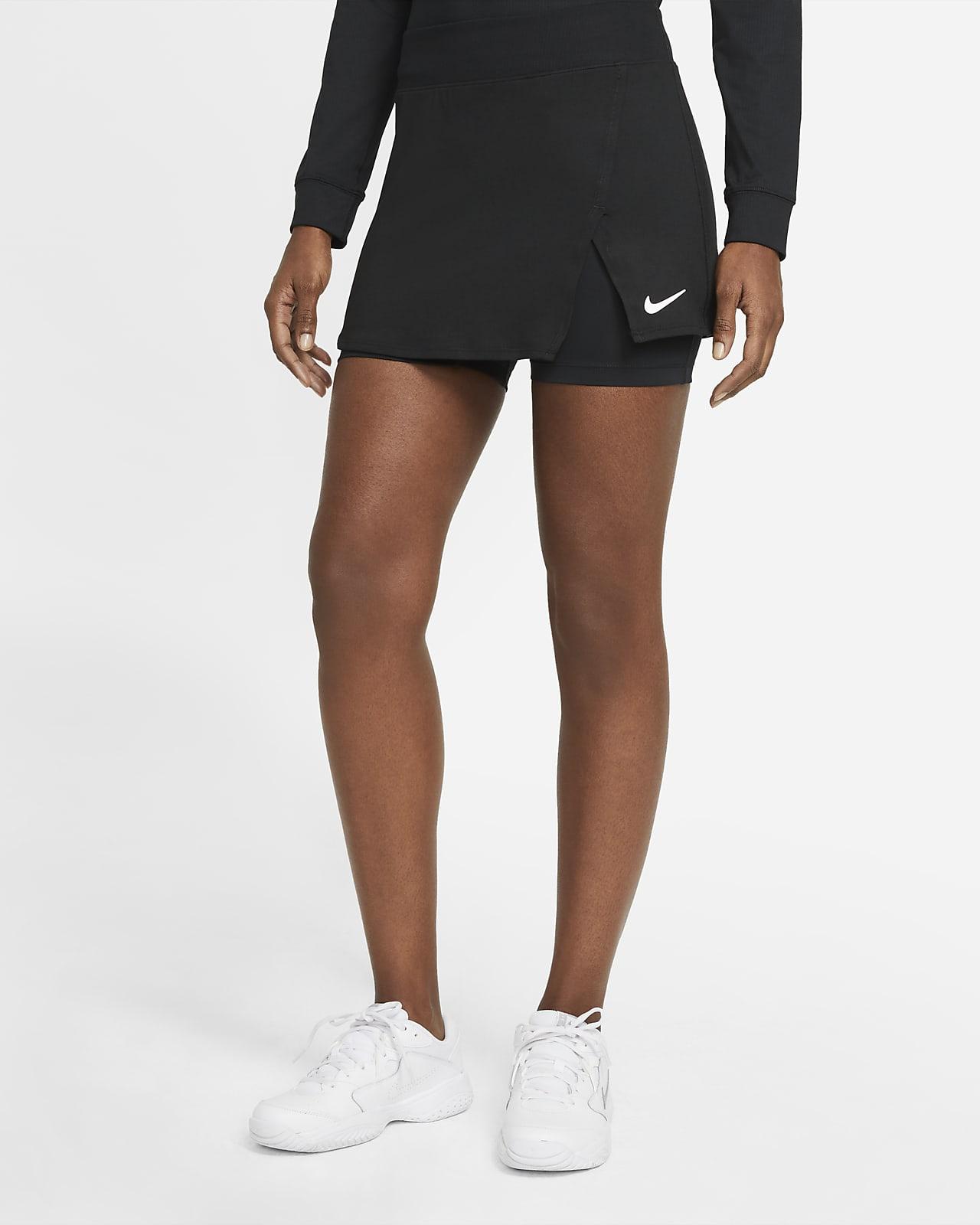 กระโปรงเทนนิสผู้หญิง NikeCourt Victory