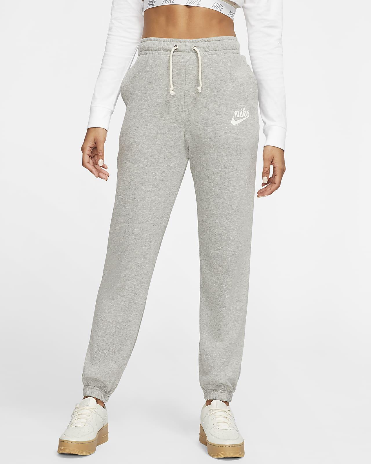 Nike Sportswear Gym Vintage Kadın Eşofman Altı