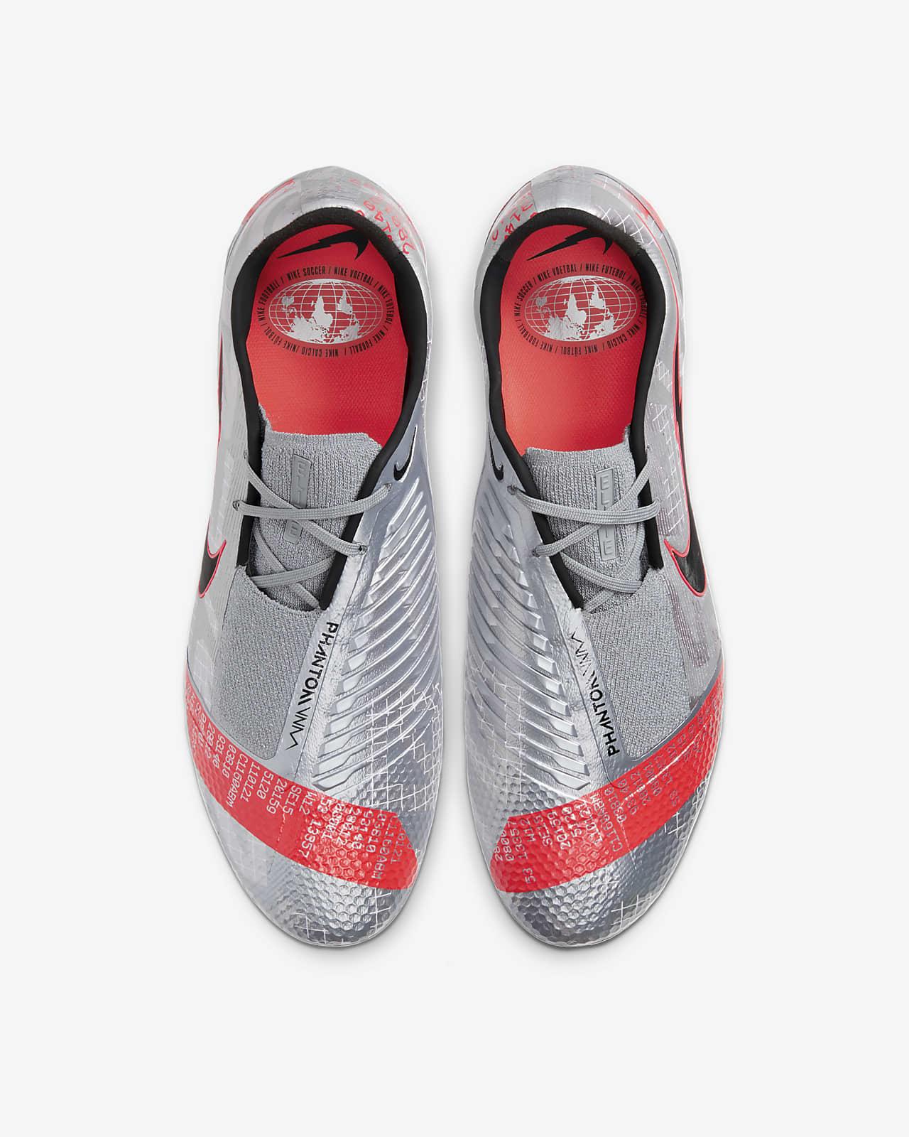 trapo factible oficina postal  Calzado de fútbol para terreno firme Nike Phantom Venom Elite FG. Nike MX