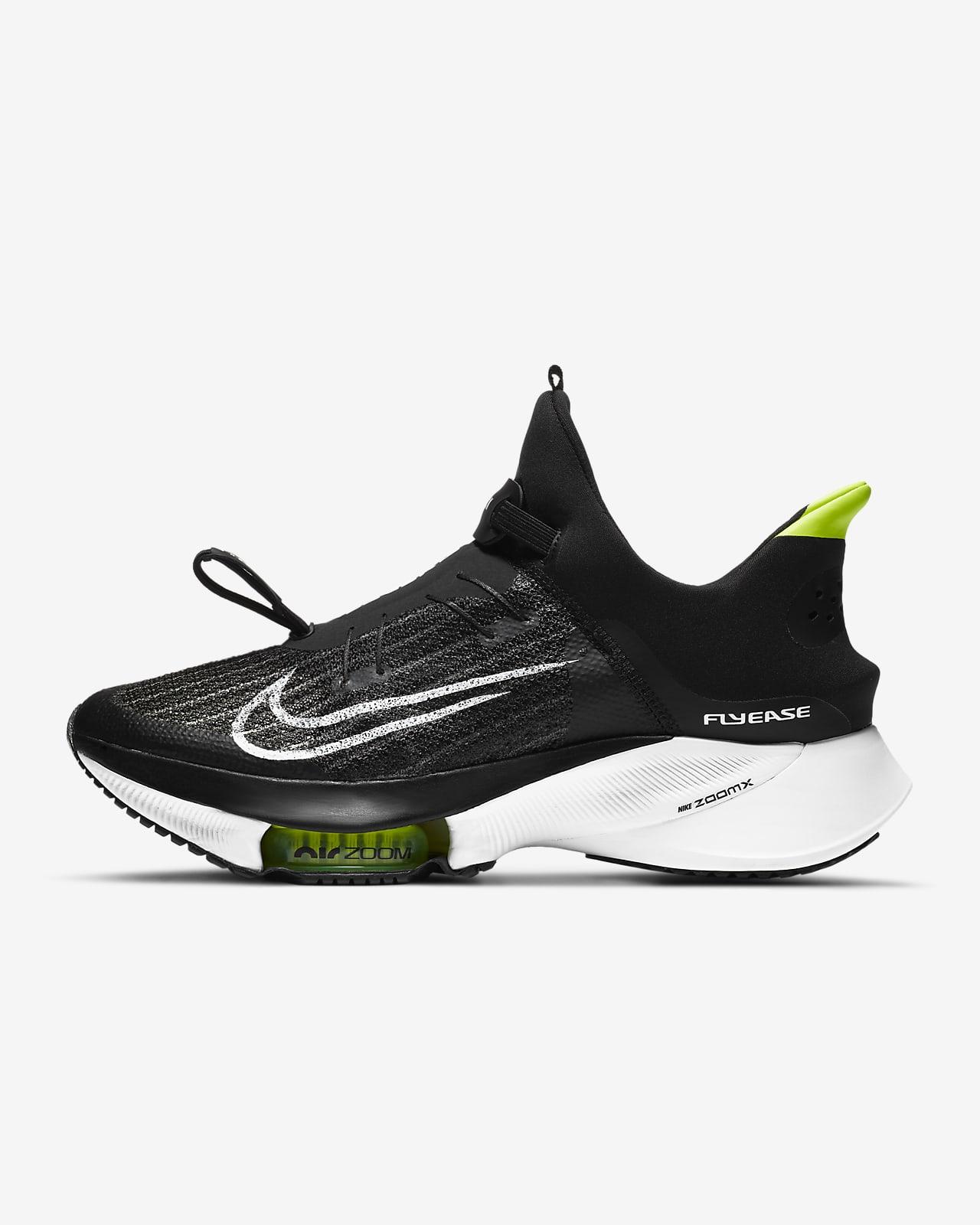รองเท้าวิ่งผู้ชาย Nike Air Zoom Tempo NEXT% FlyEase