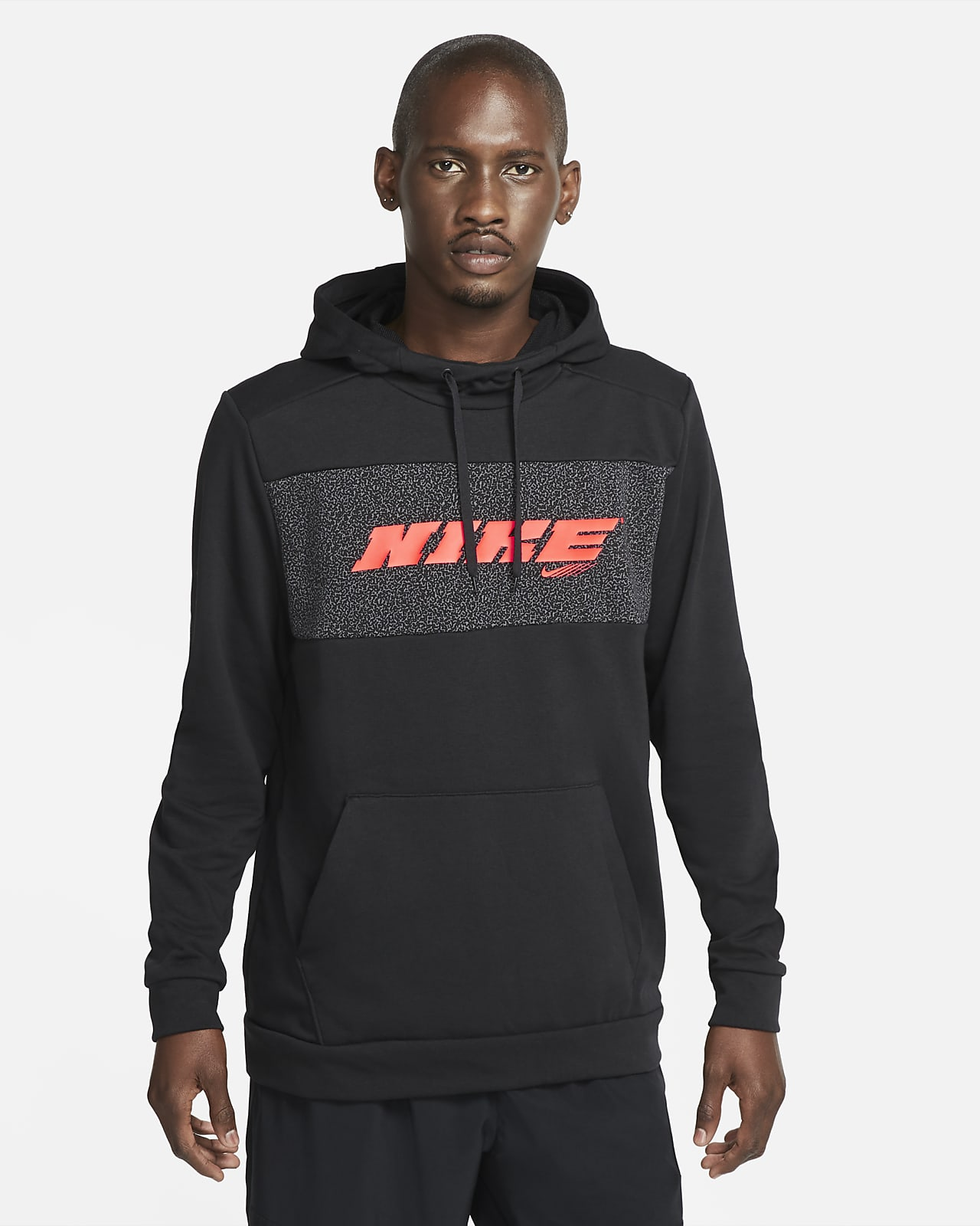 Nike Dri-FIT Sport Clash Men's Pullover Training Hoodie