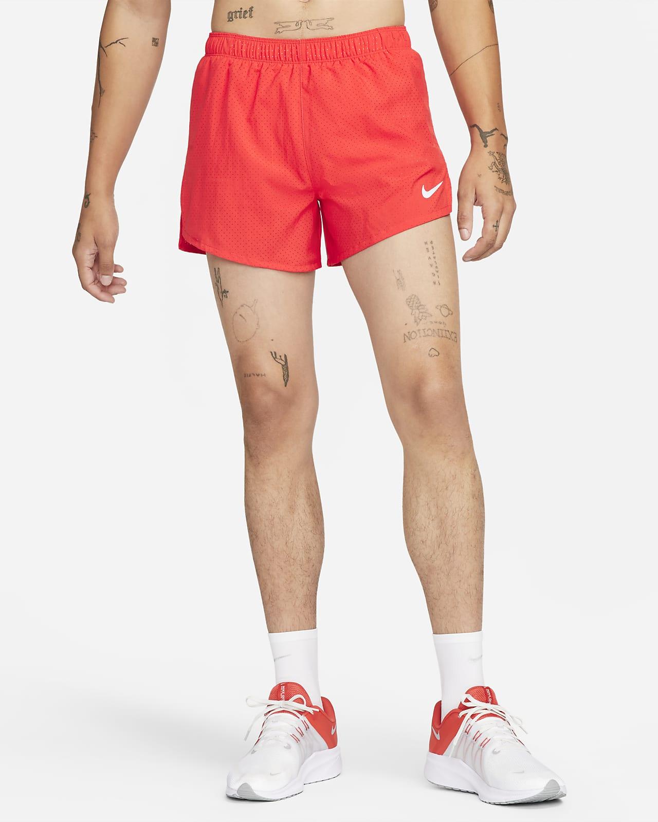 Nike Fast-løbeshorts 10 cm til mænd