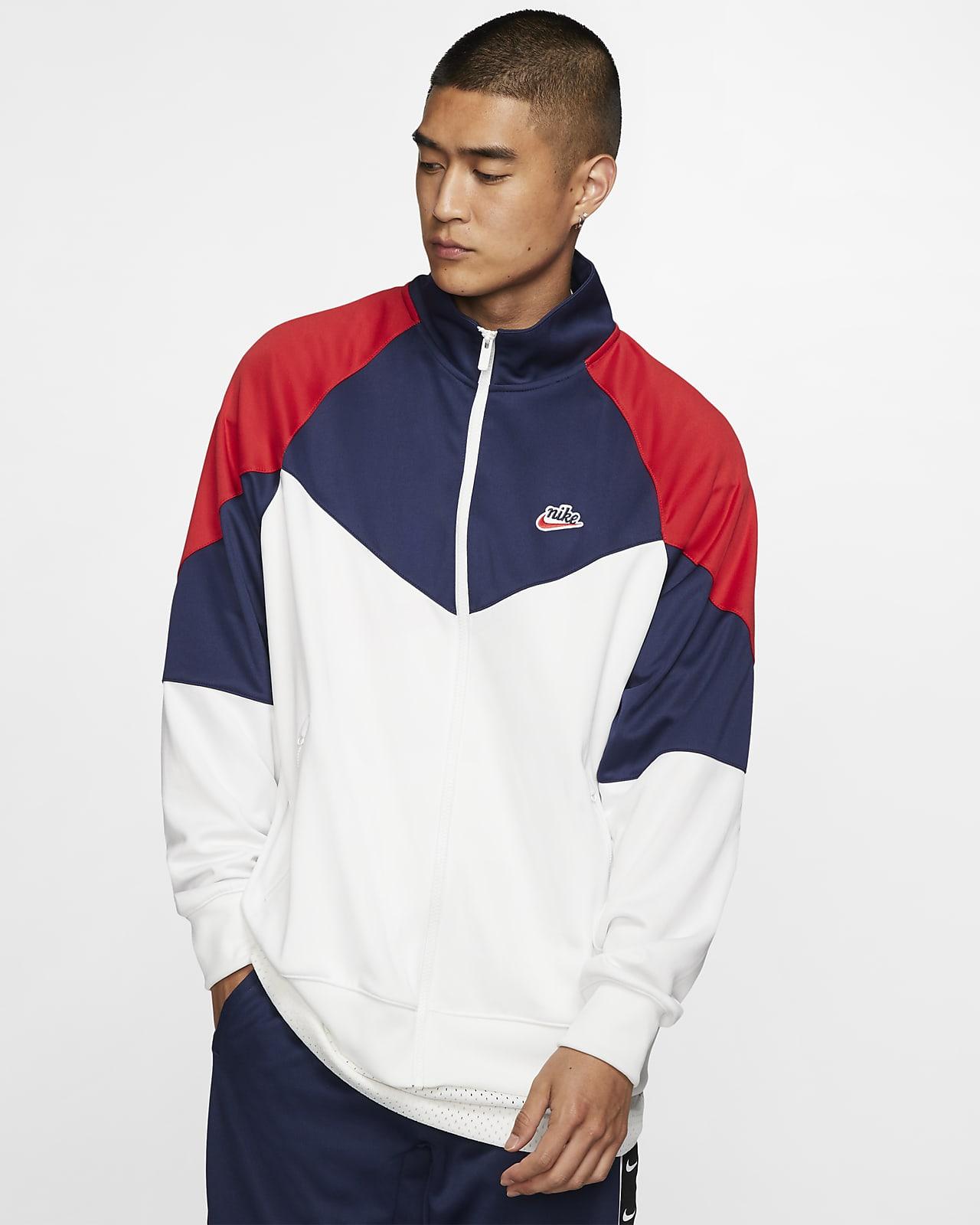 Nike Mens Windrunner Hooded Track Jacket