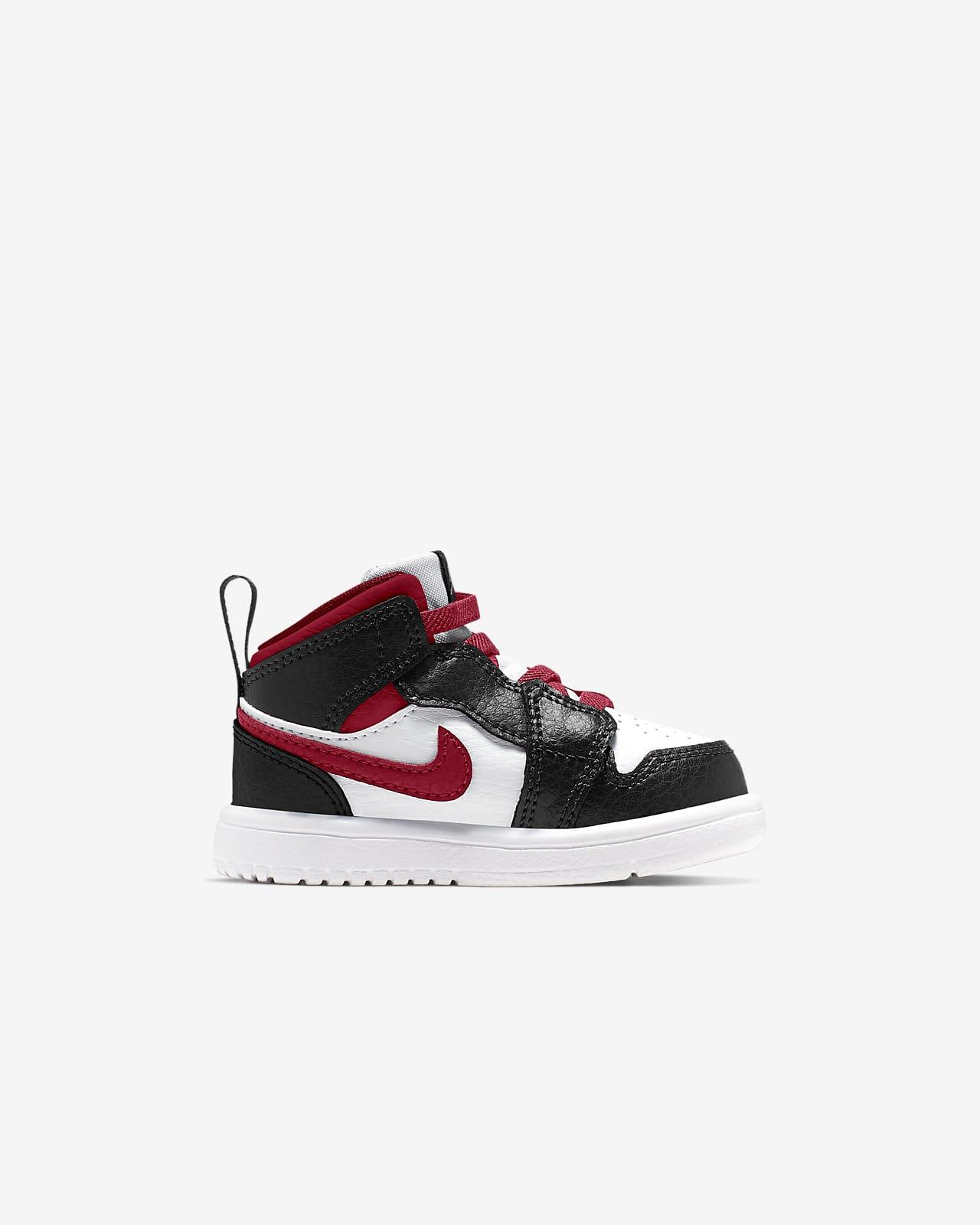 Chaussure Jordan 1 Mid pour Bébé et Petit enfant