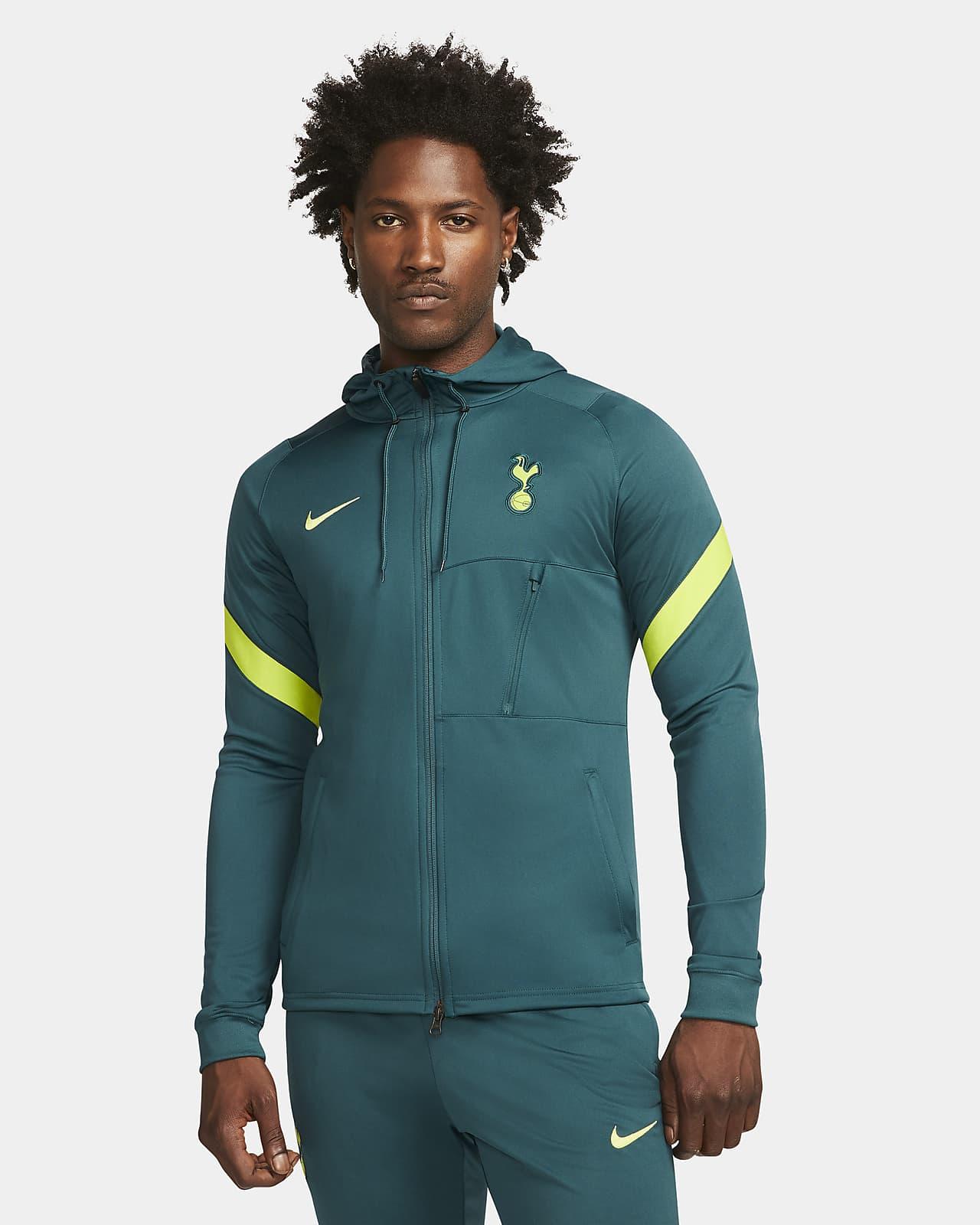 Strike Tottenham Hotspur Jaqueta de xandall Nike Dri-FIT de teixit Knit de futbol - Home