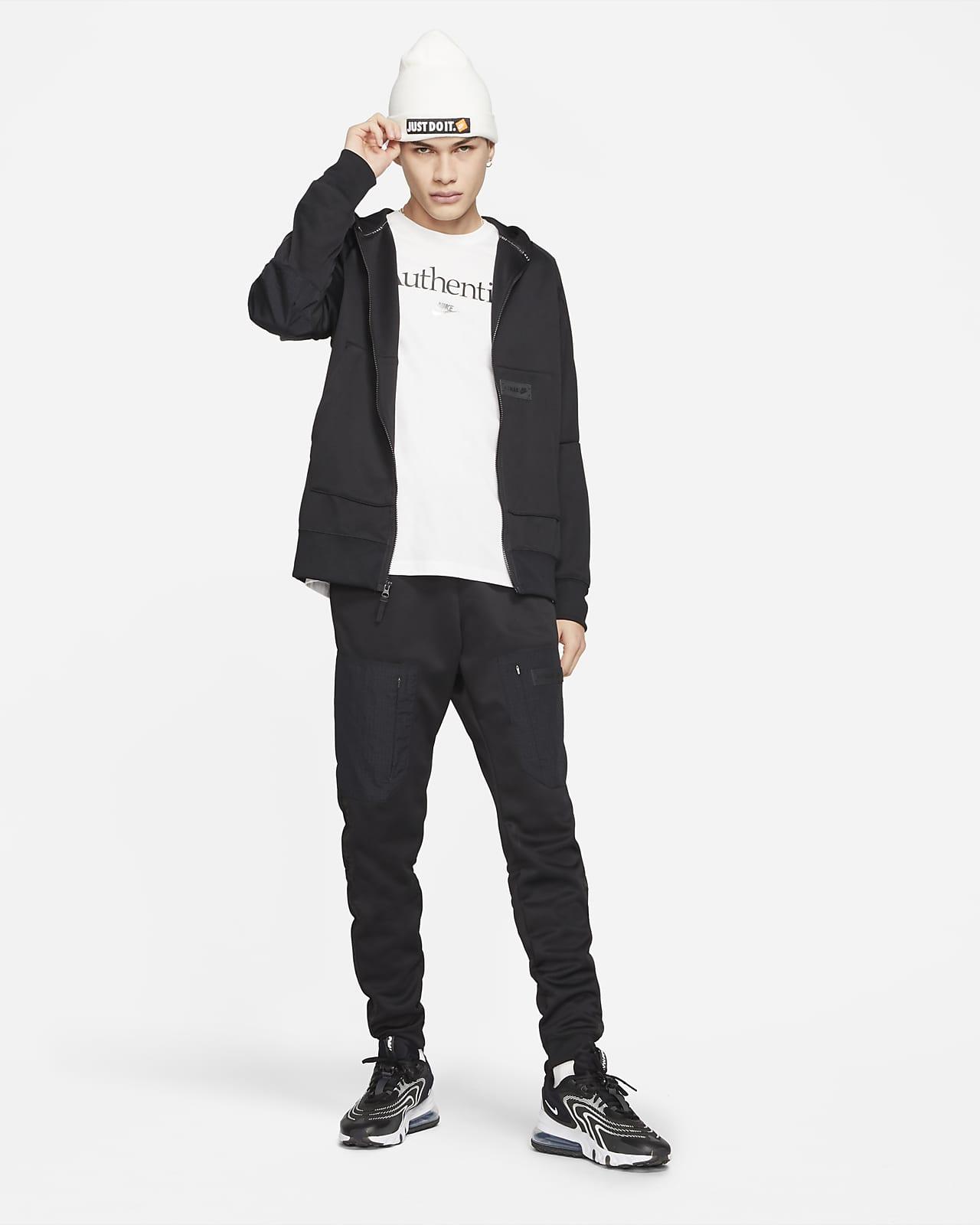 Nike Sportswear Air Max Men's Full-Zip Hoodie. Nike LU