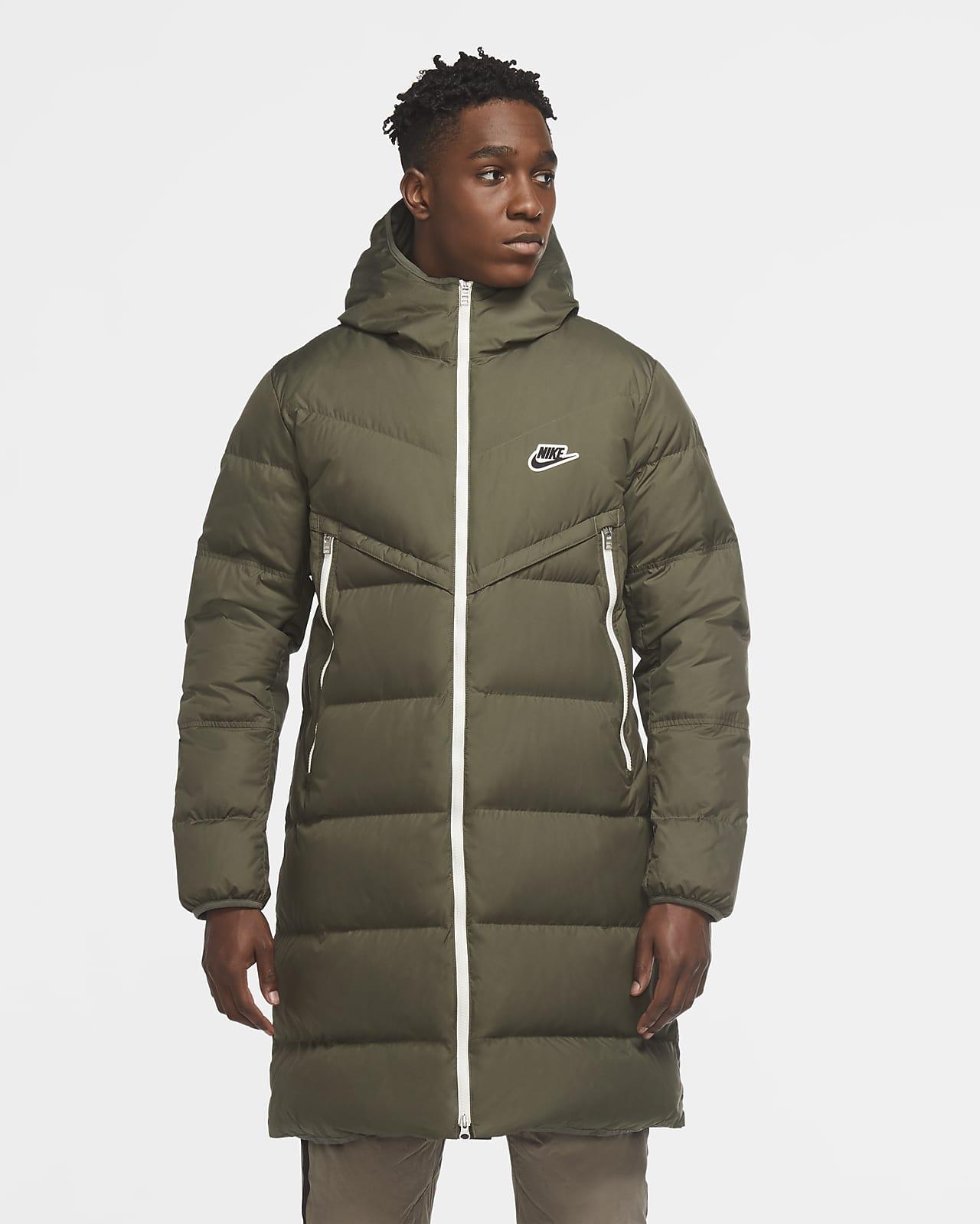 Ανδρικό παρκά Nike Sportswear Down-Fill Windrunner με φινίρισμα Shield