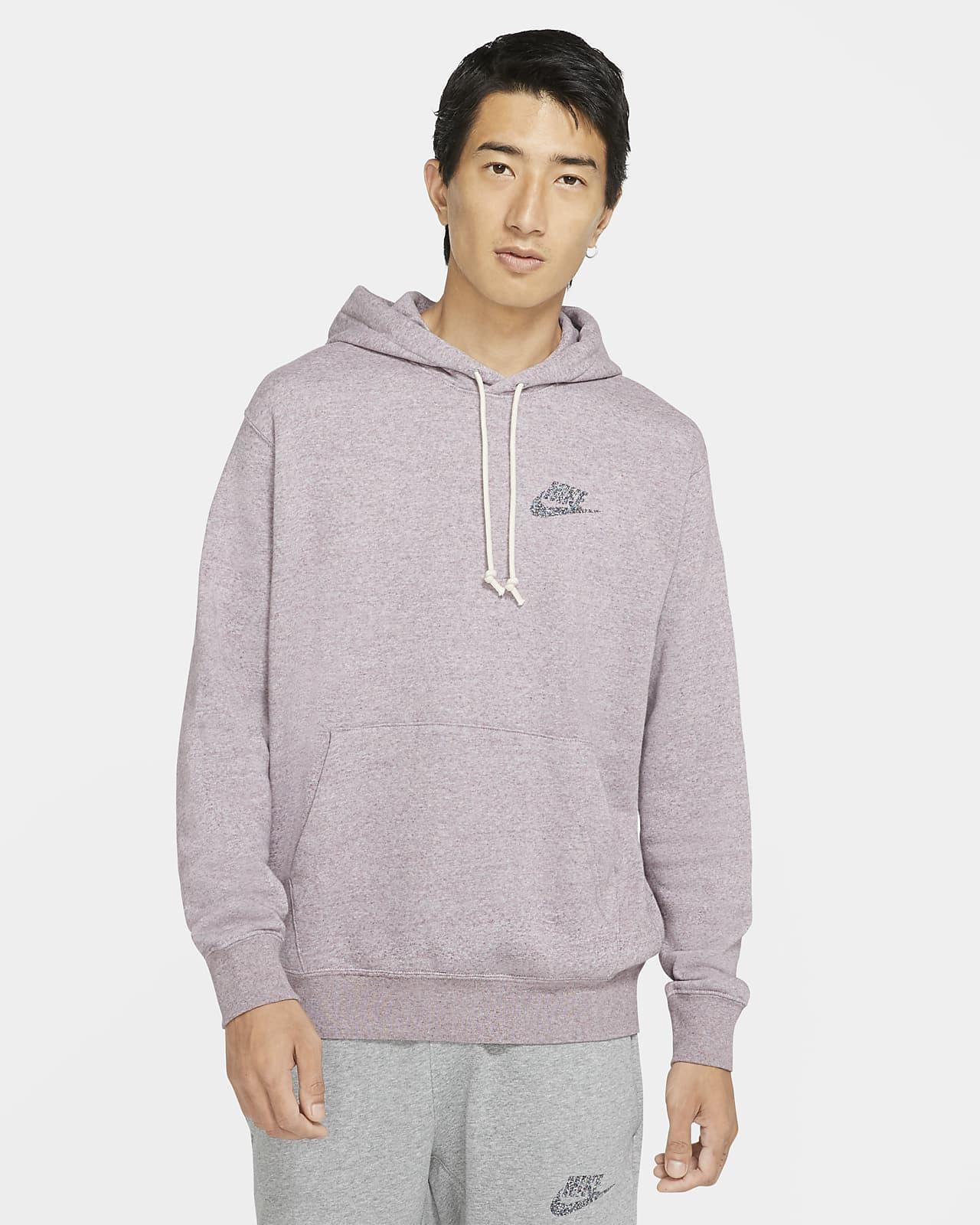 เสื้อมีฮู้ดผู้ชาย Nike Sportswear