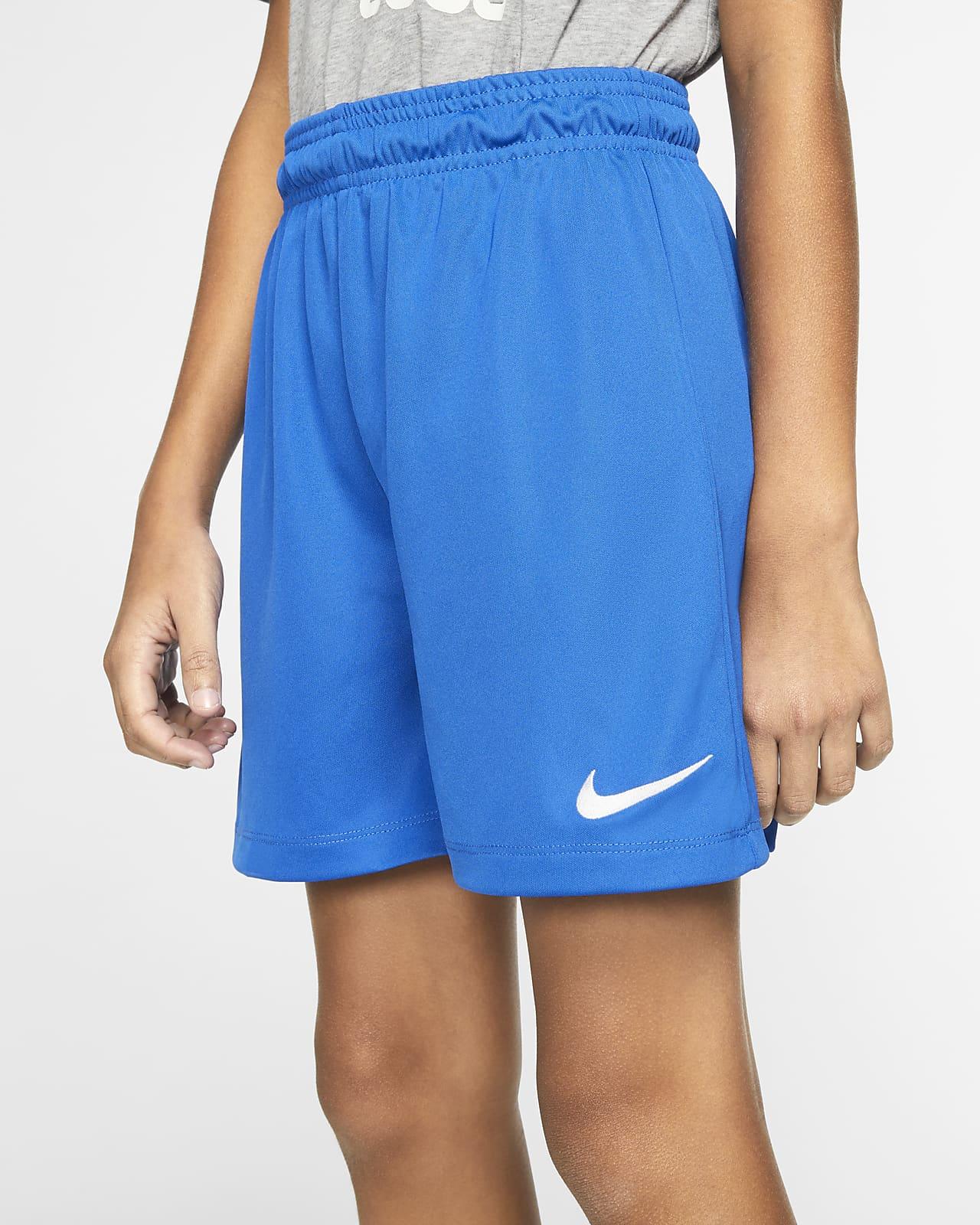 Nike Dri-FIT Park Older Kids' Knit Football Shorts