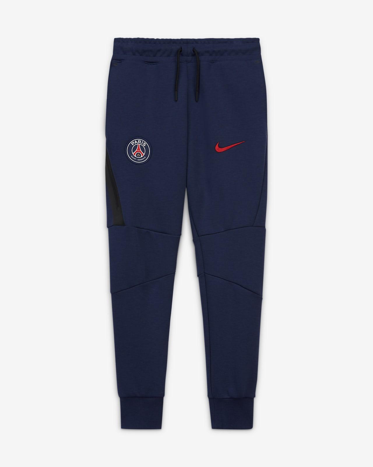 Pantalones de tejido Fleece para niños talla grande Paris Saint-Germain
