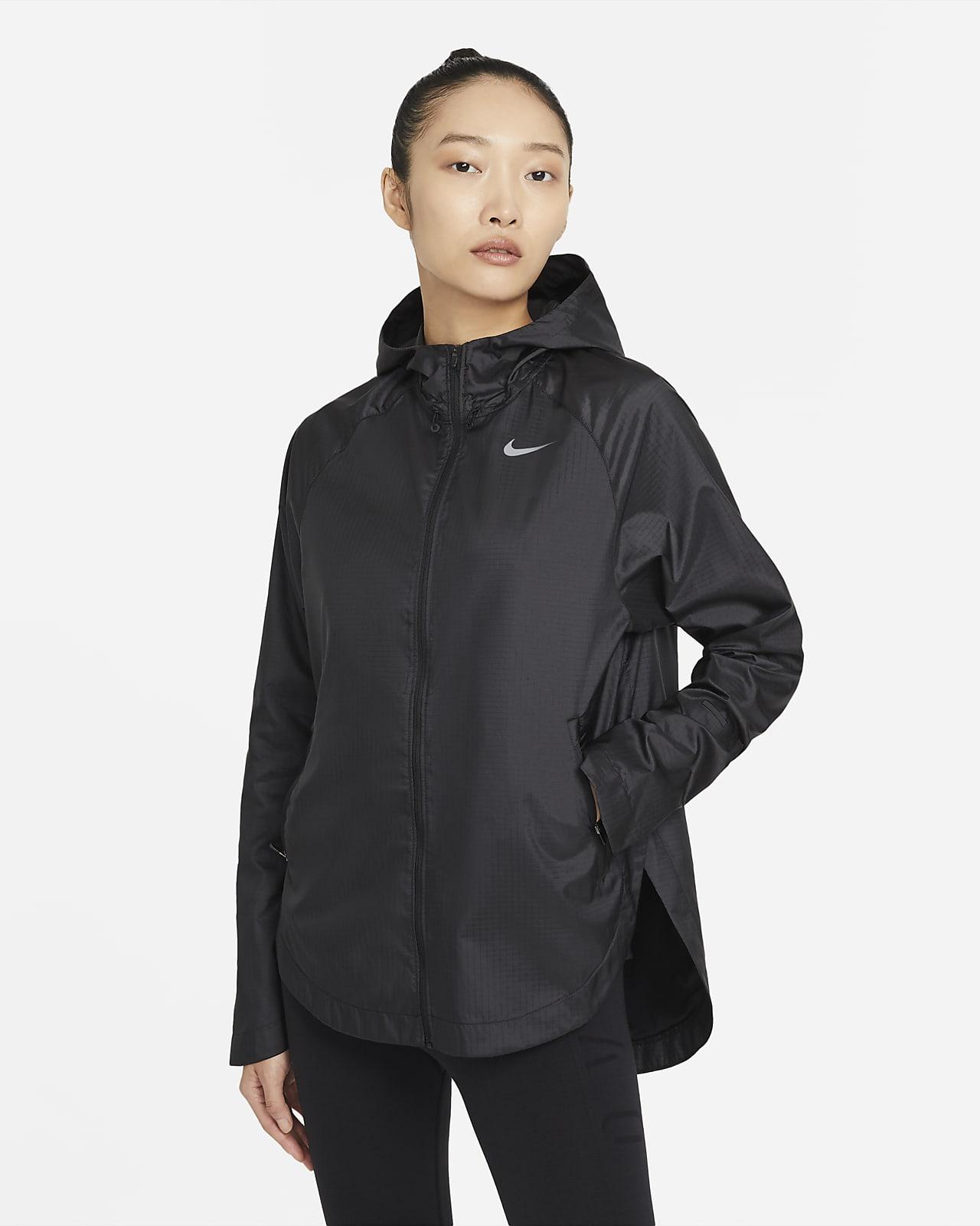 Chamarra de running para mujer Nike Essential Run Division