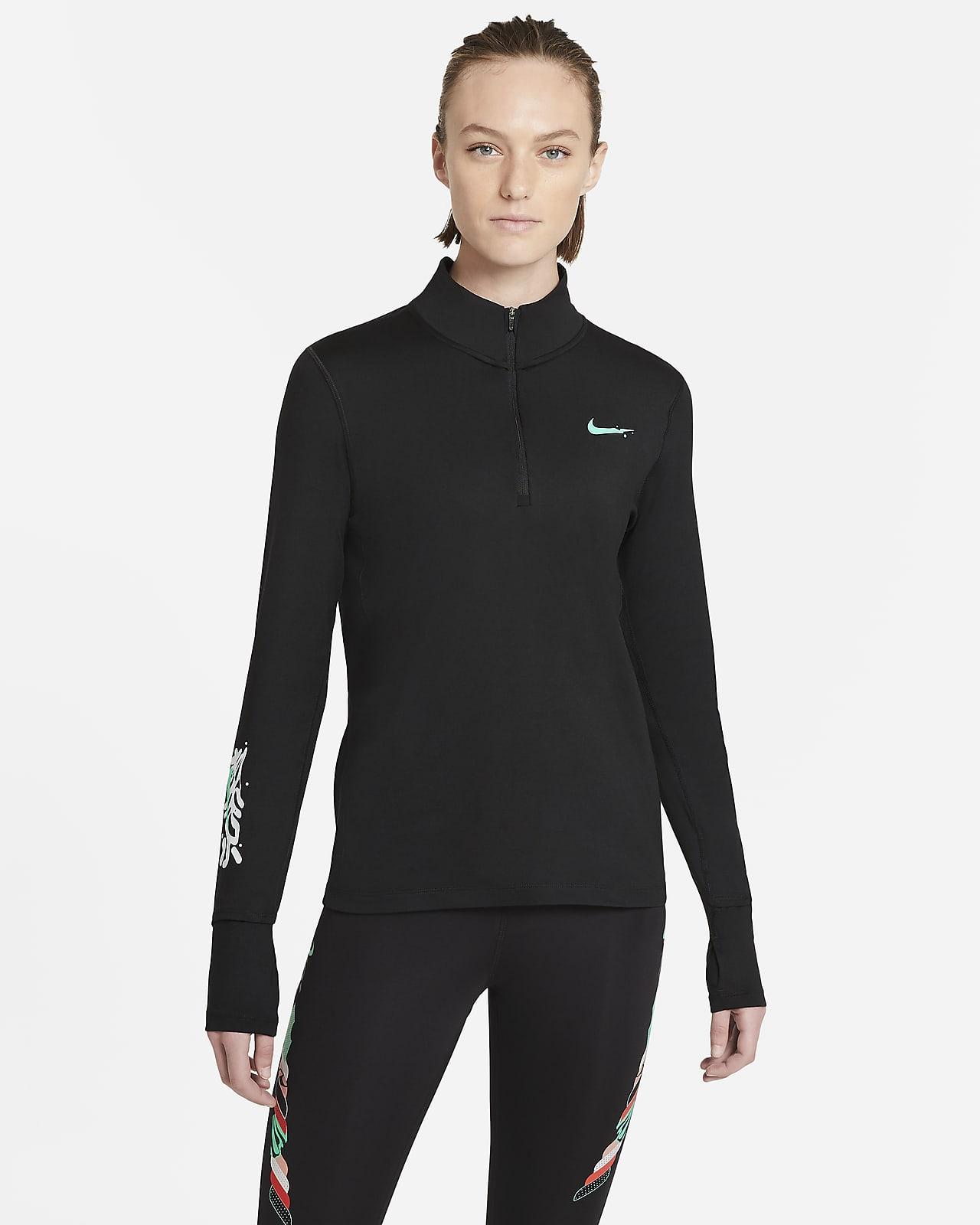Nike Dri-FIT Tokyo Women's 1/2-Zip Running Top