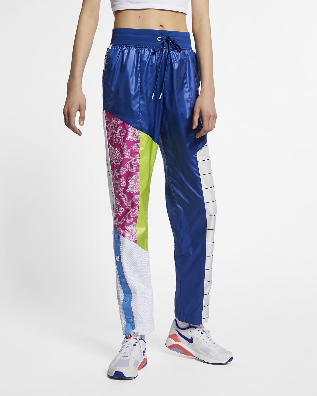 Nike Sportswear NSW Women's Woven Tracksuit Bottoms. Nike SI