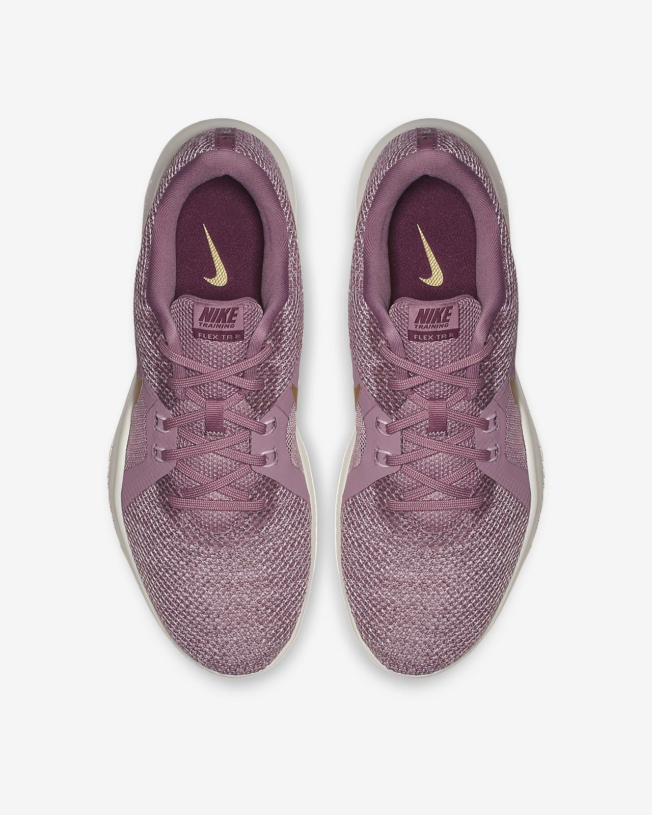 Nike Flex Trainer 8 AMP 女款訓練鞋。Nike TW