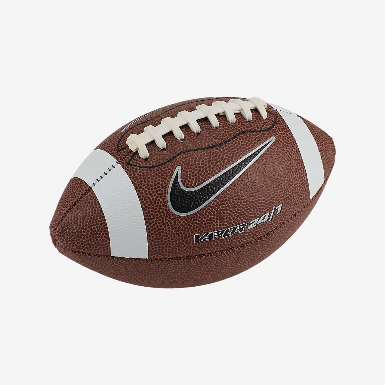 Pronunciar Cliente Realmente  Balón de fútbol americano Nike Vapor 24/7 2.0. Nike.com
