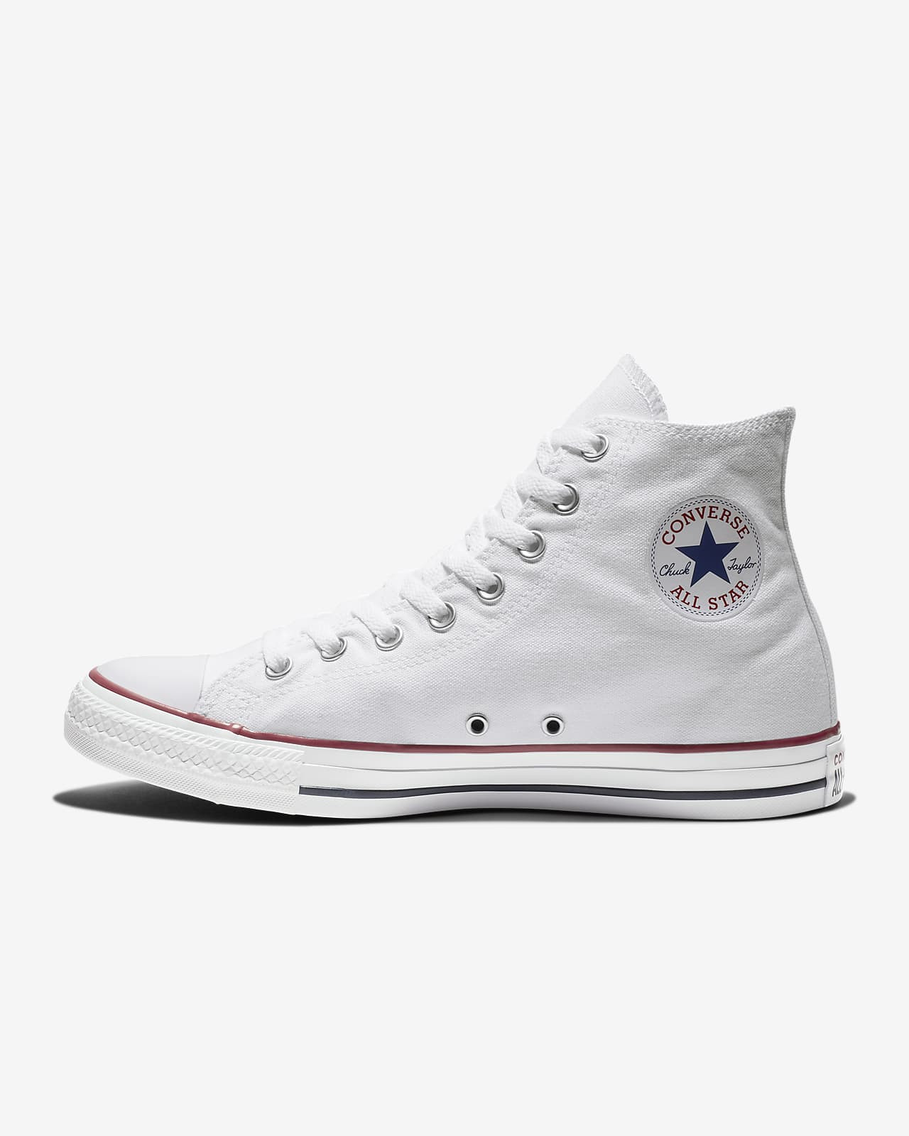 Telemacos malicioso Superposición  Converse Chuck Taylor All Star High Top Unisex Shoe. Nike.com