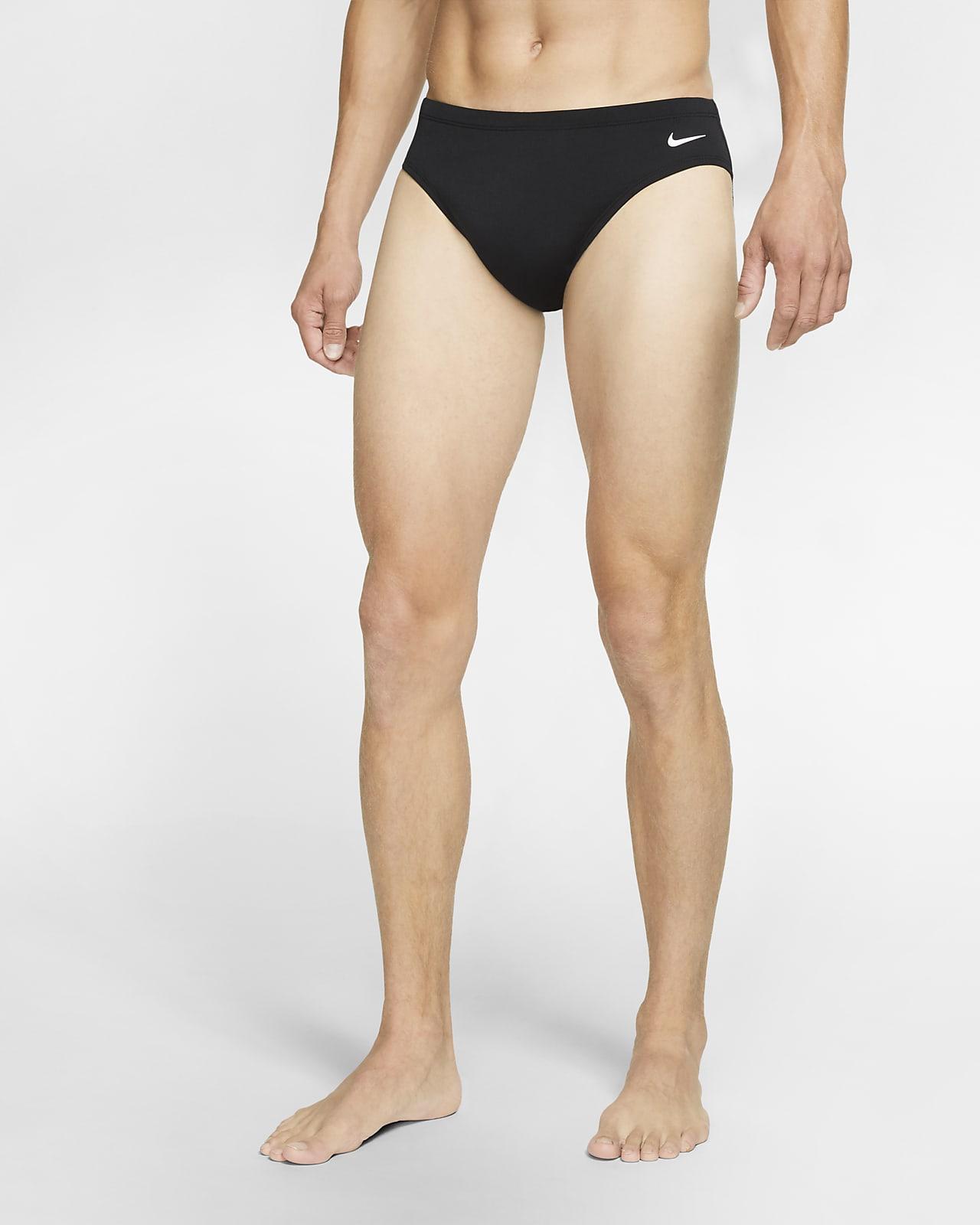Acuerdo burlarse de yo lavo mi ropa  Nike Solid Bañador tipo eslip - Hombre. Nike ES