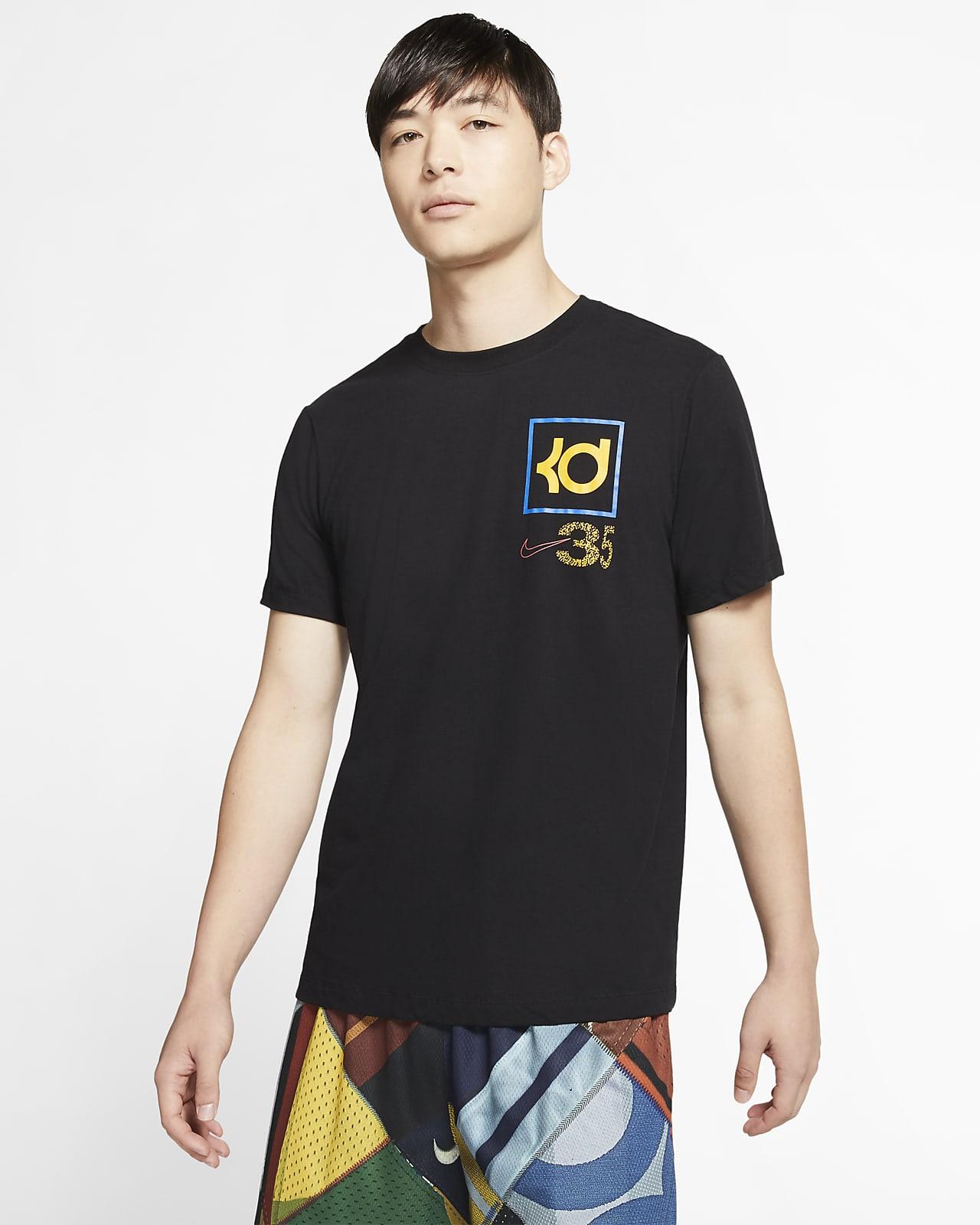เสื้อยืดบาสเก็ตบอลผู้ชาย Nike Dri-FIT KD