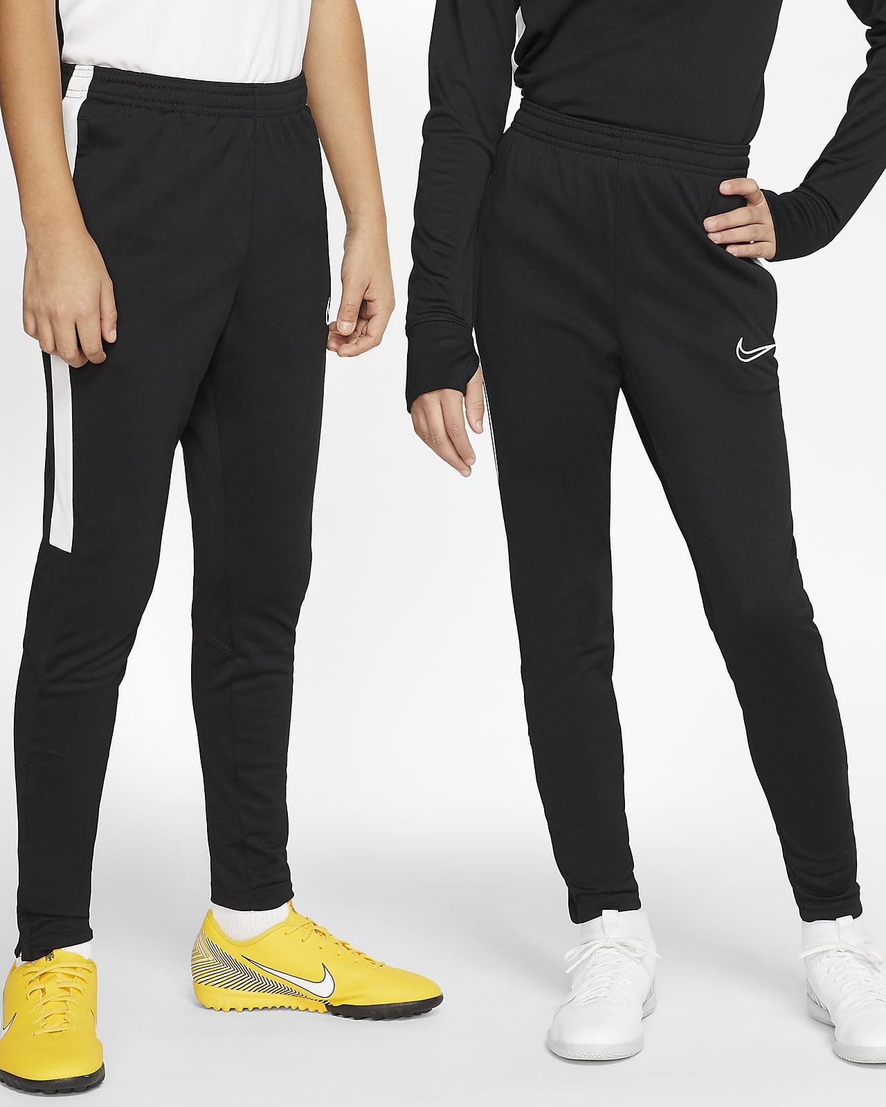 Nike Dri-FIT Academy大童(男孩)足球长裤
