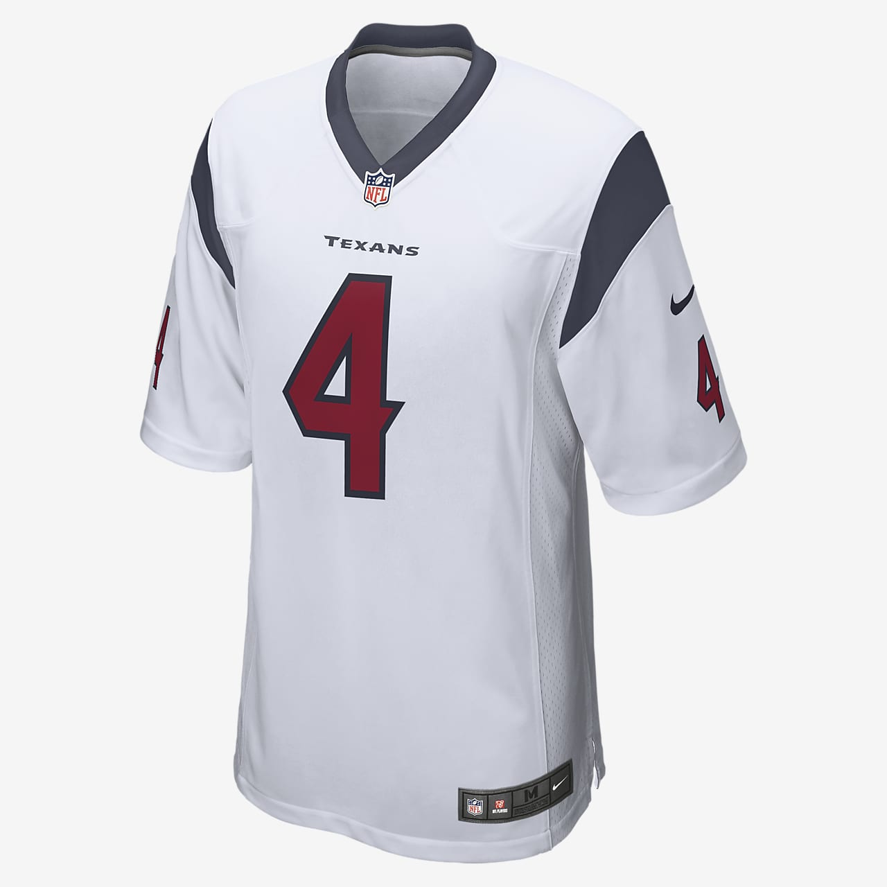 NFL Houston Texans Game (Deshaun Watson) Men's Football Jersey. Nike.com
