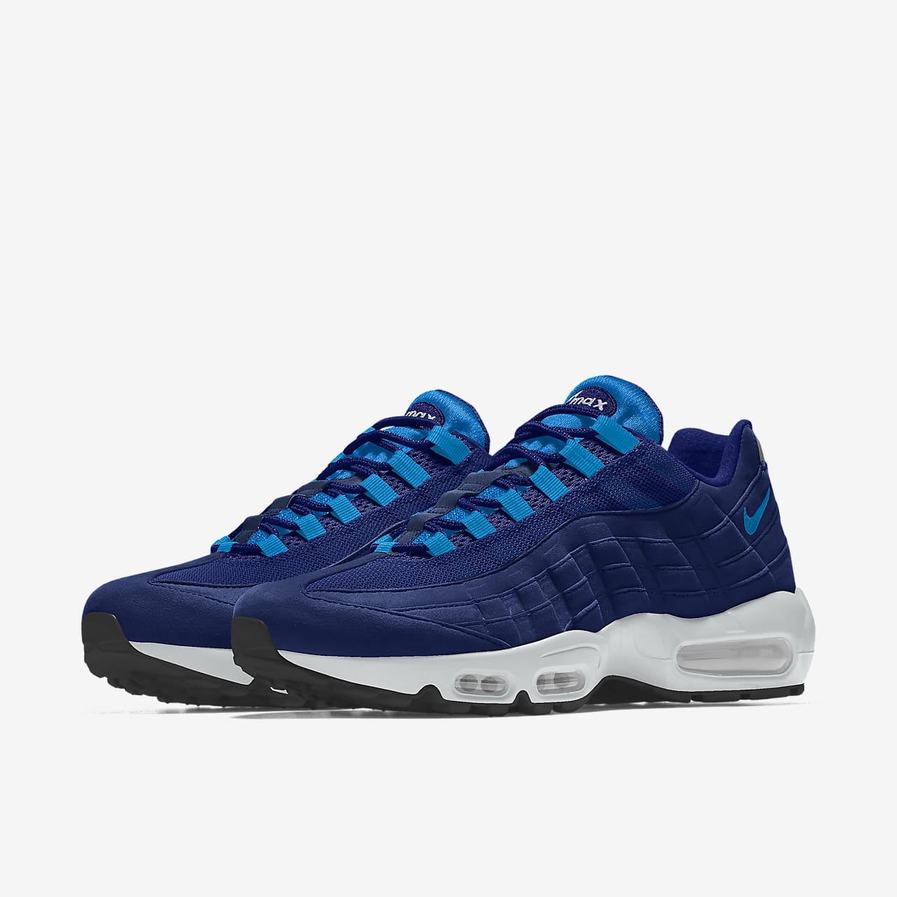 air max 95 hombre azul