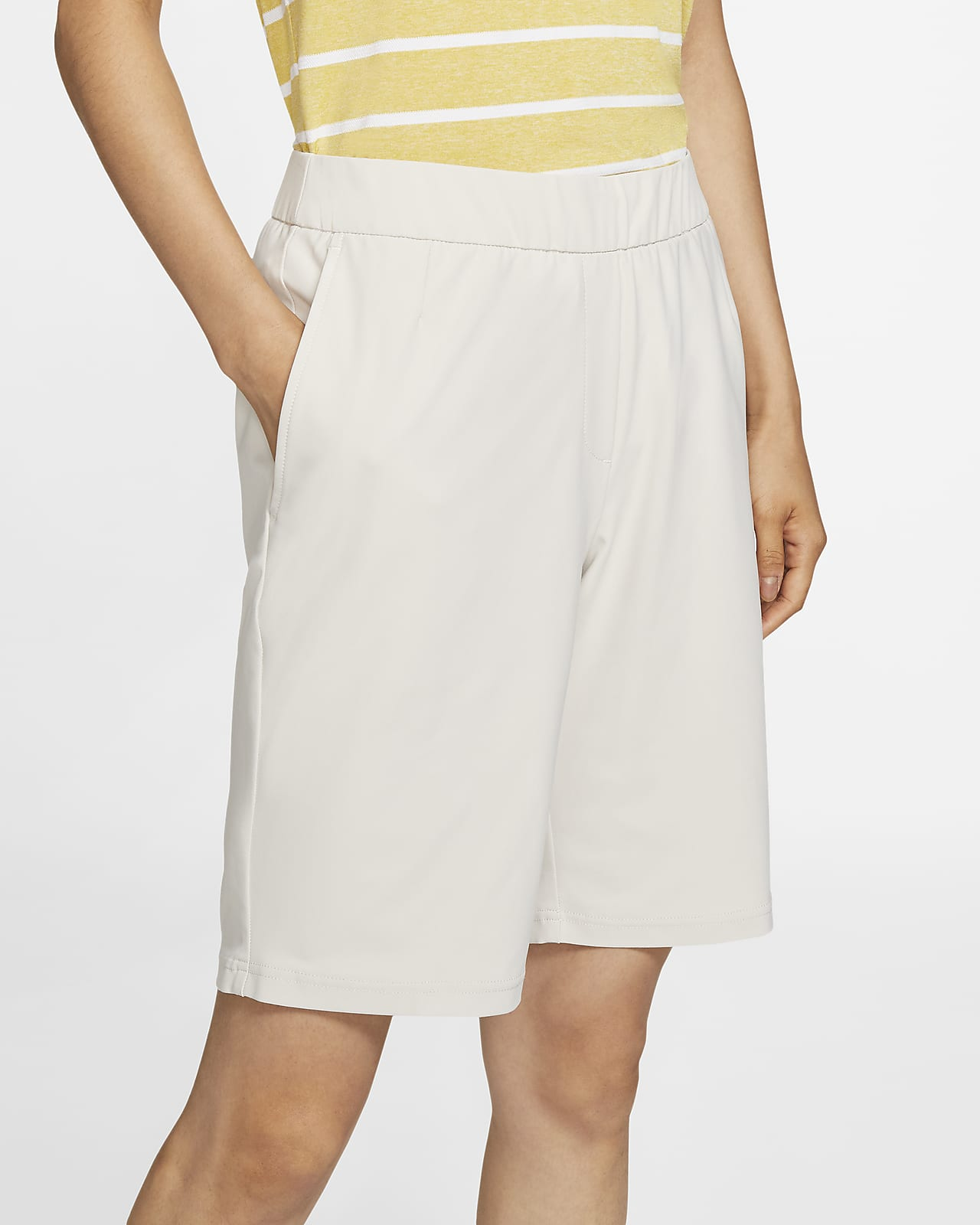 Shorts de golf de 25 cm para mujer Nike Flex UV Victory