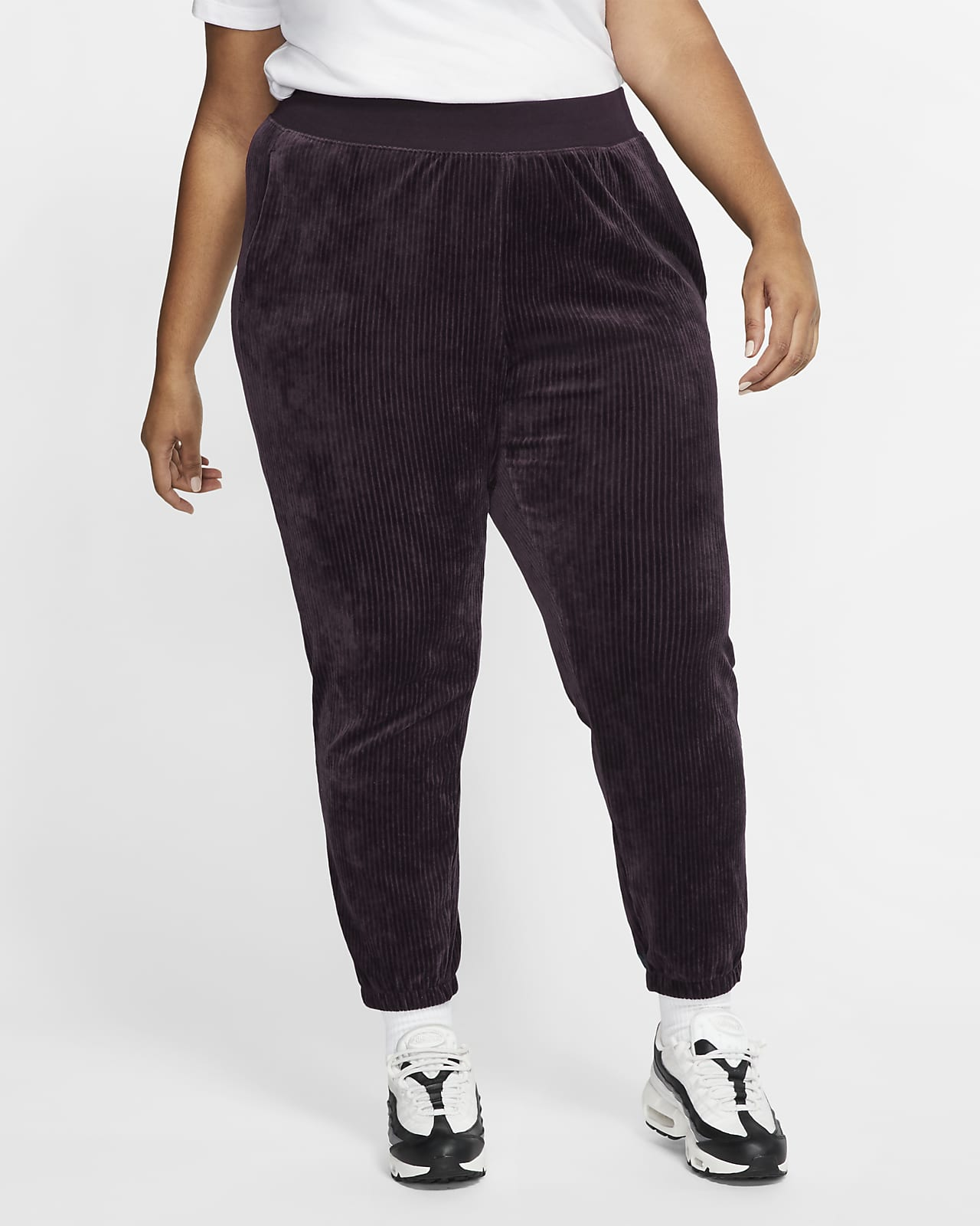 Nike Sportswear Women's Velour Trousers (Plus Size)
