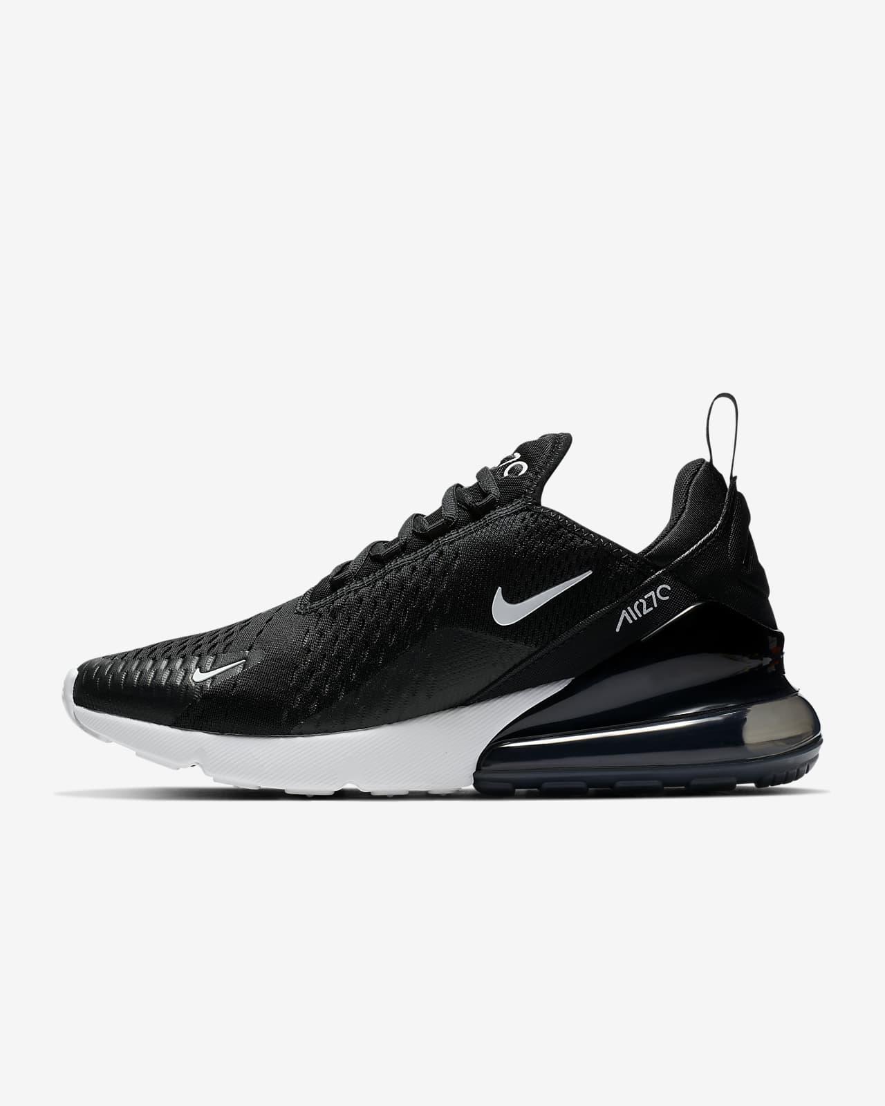 chaussures noir nike