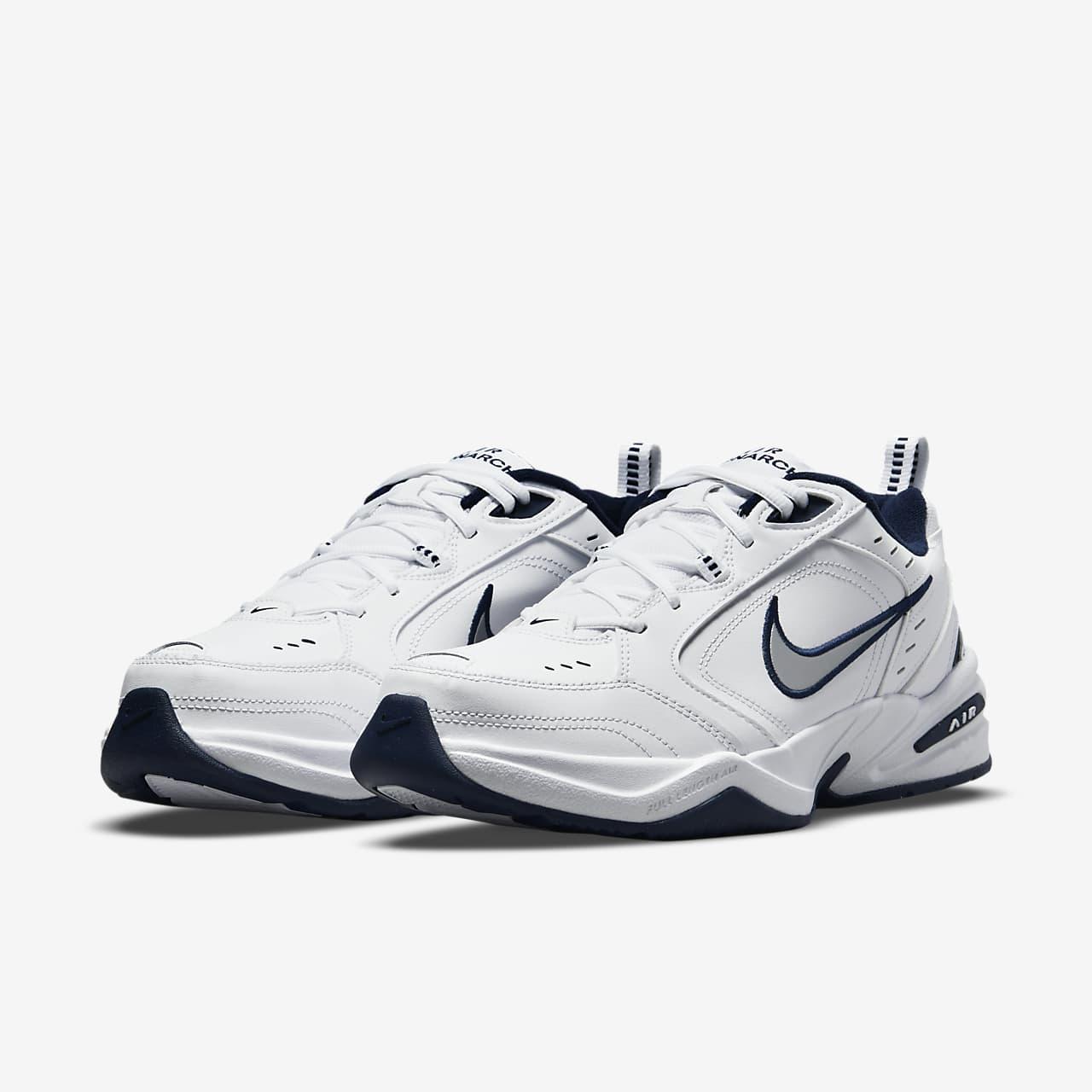 nike air monarch iv sneakers