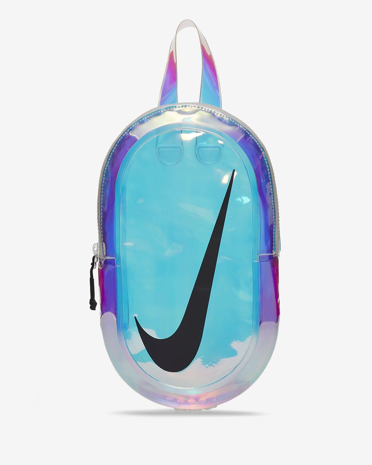 Bolso de natación iridiscente Nike Locker