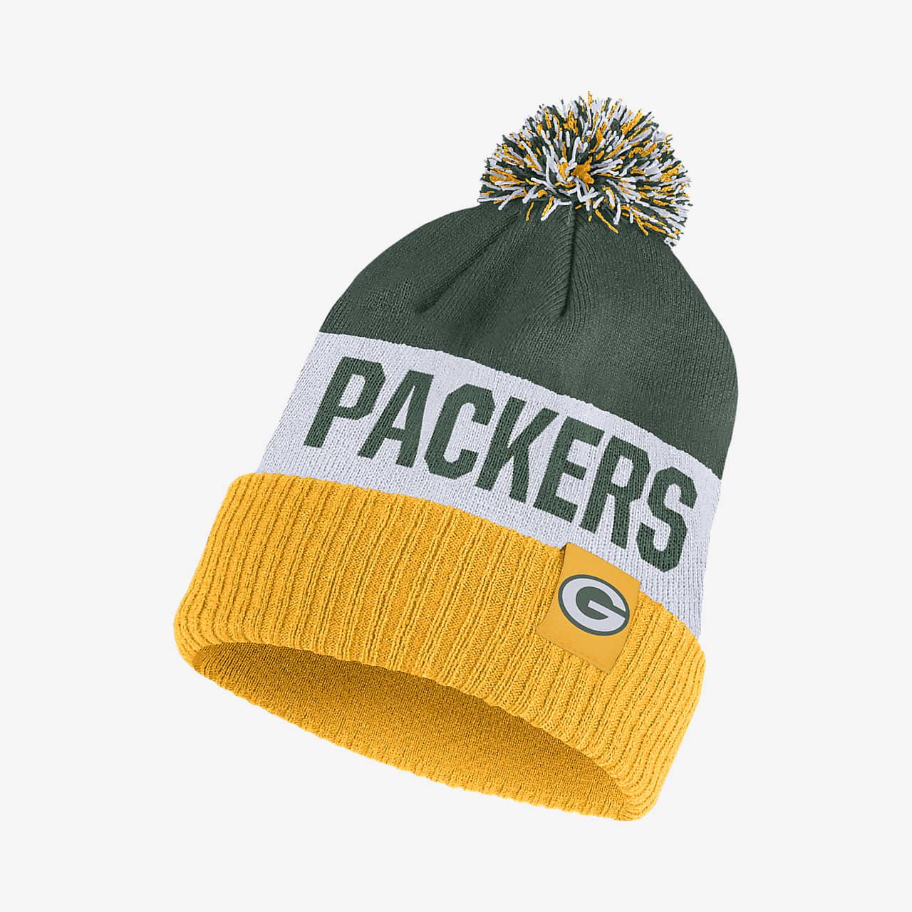 Bonnet Nike (NFL Packers)