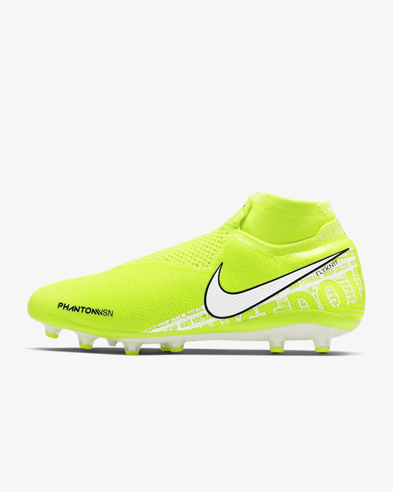picnic vacante maldición  Nike Phantom Vision Elite Dynamic Fit Artificial-Grass Football Boot. Nike  SI