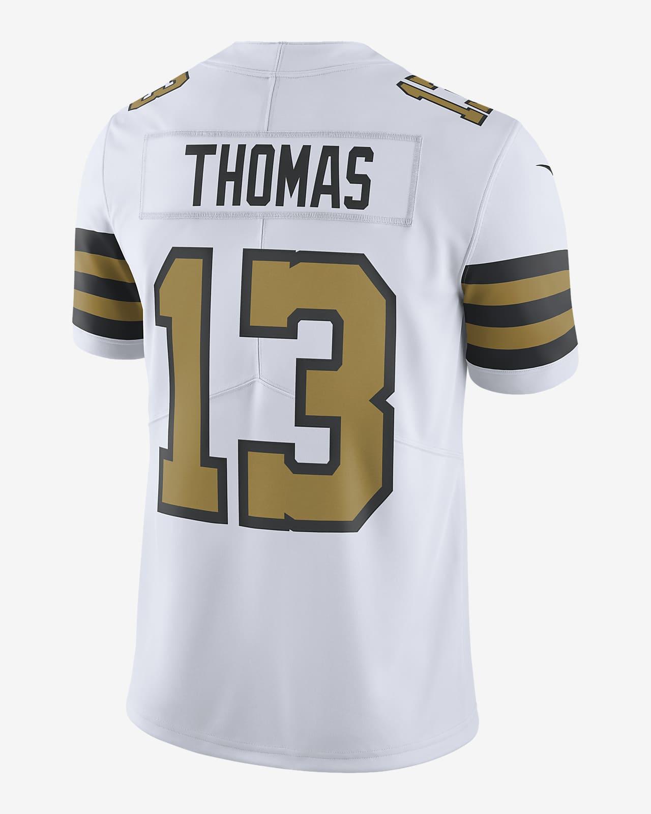 NFL New Orleans Saints Dri-FIT (Michael Thomas) Men's Limited Color Rush Football Jersey