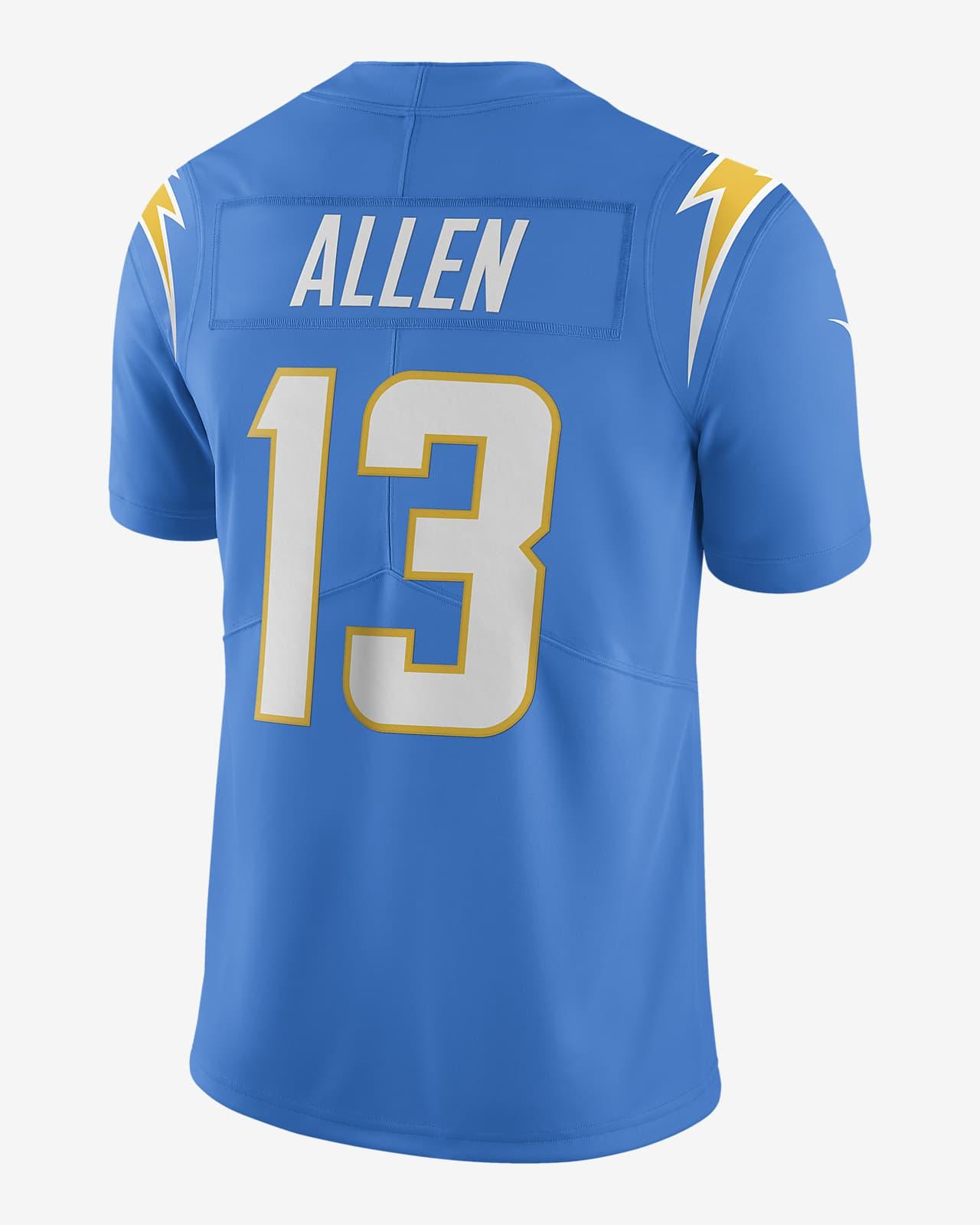 NFL Los Angeles Chargers Vapor Untouchable (Keenan Allen) Men's Limited Football Jersey