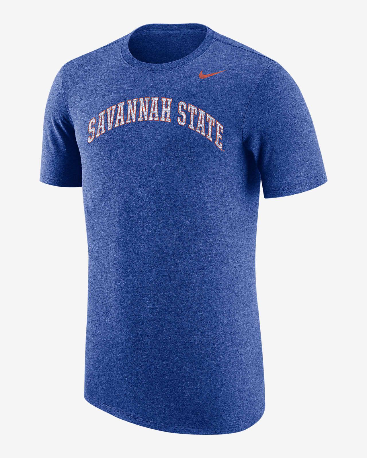 Nike College (Savannah State) Men's T-Shirt