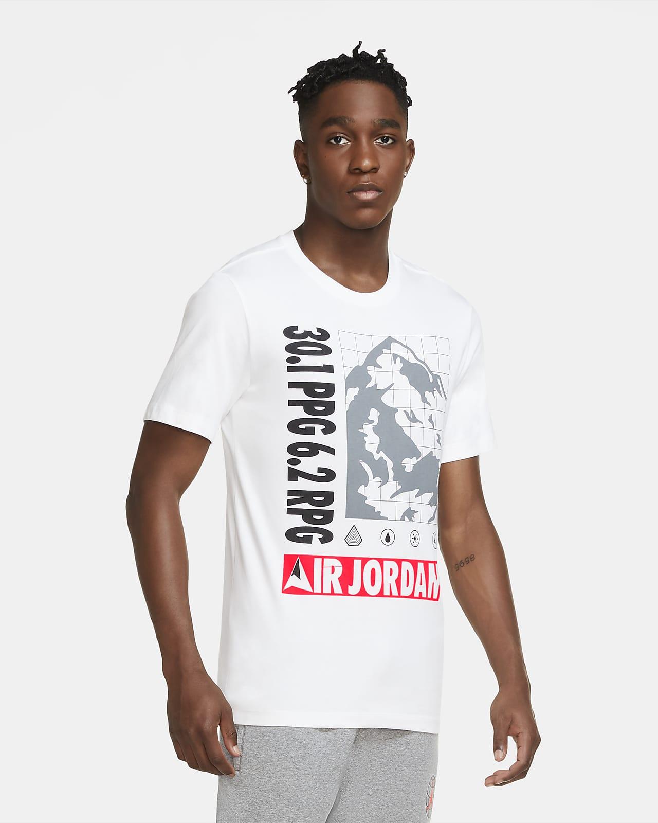 T-shirt a manica corta Jordan Winter Utility - Uomo