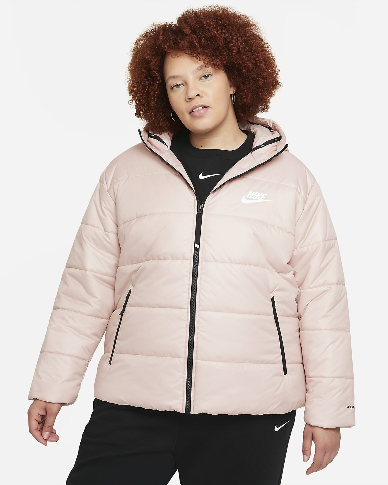 Giacca Nike Sportswear Therma-FIT Repel (Plus Size) - Donna