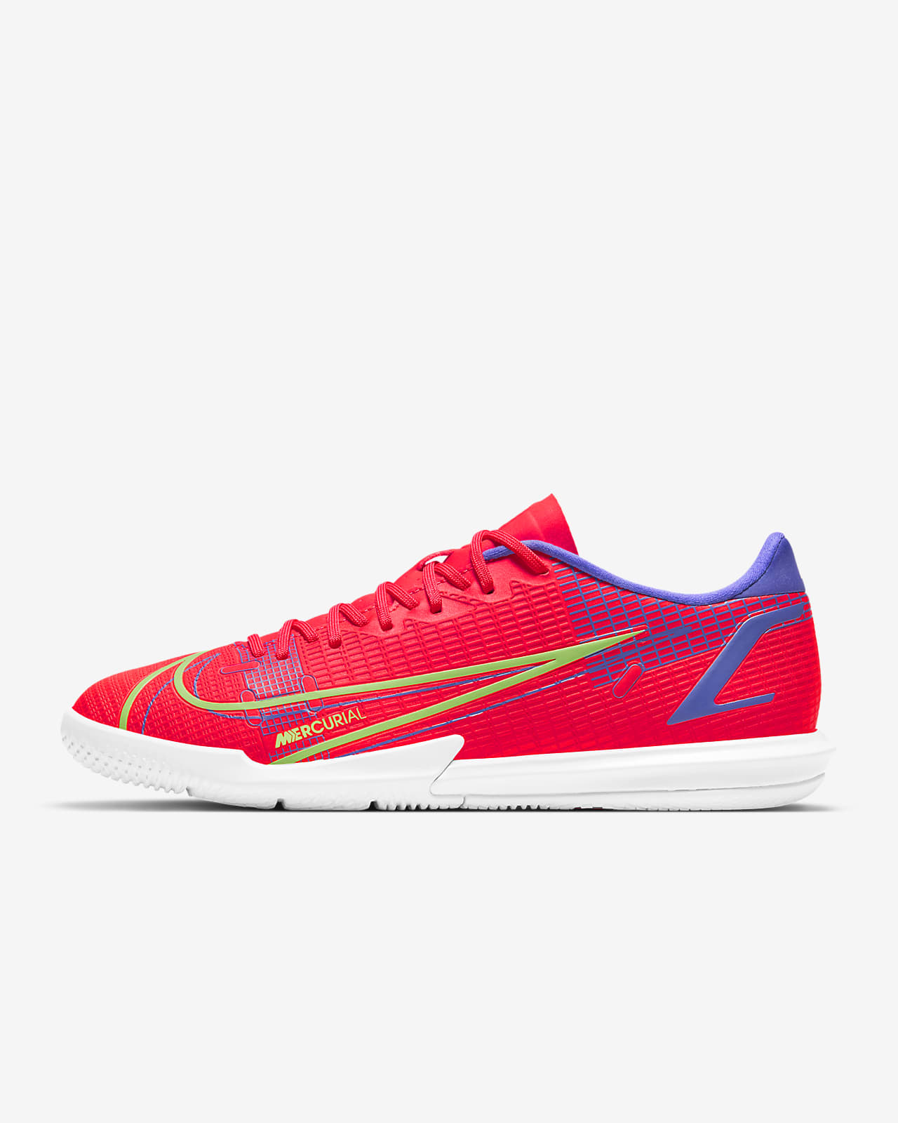 รองเท้าฟุตบอลสำหรับสนามในร่ม/คอร์ท Nike Mercurial Vapor 14 Academy IC