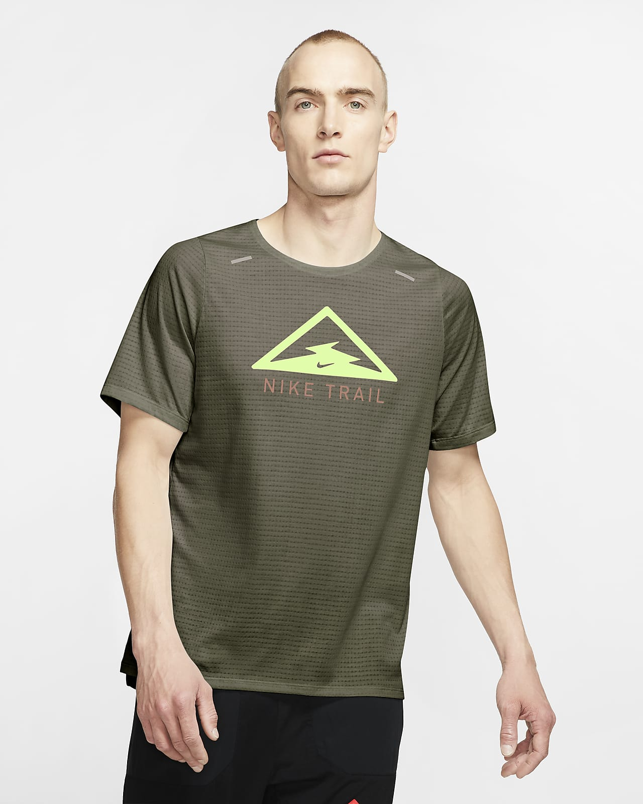 Nike Rise 365 Trail Men's Trail Running Top